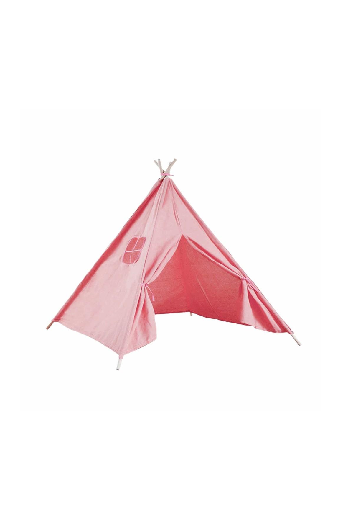 Namiot domek Teepee- różowy