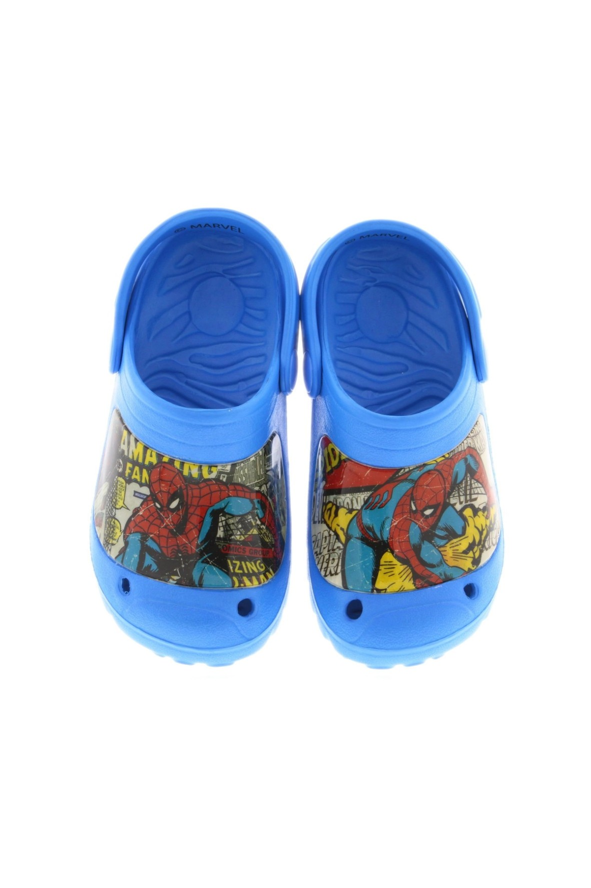 Klapki dla chłopca - Spiderman