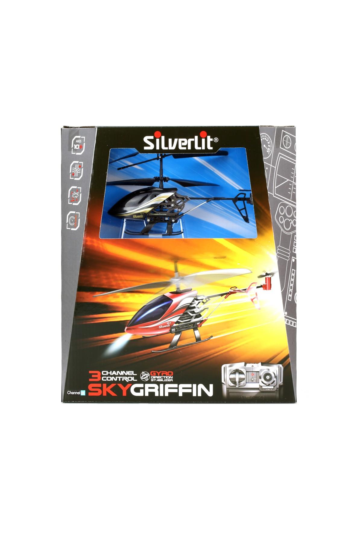 Helikopter I/R sky griffin 3-kanałowy z żyroskopem