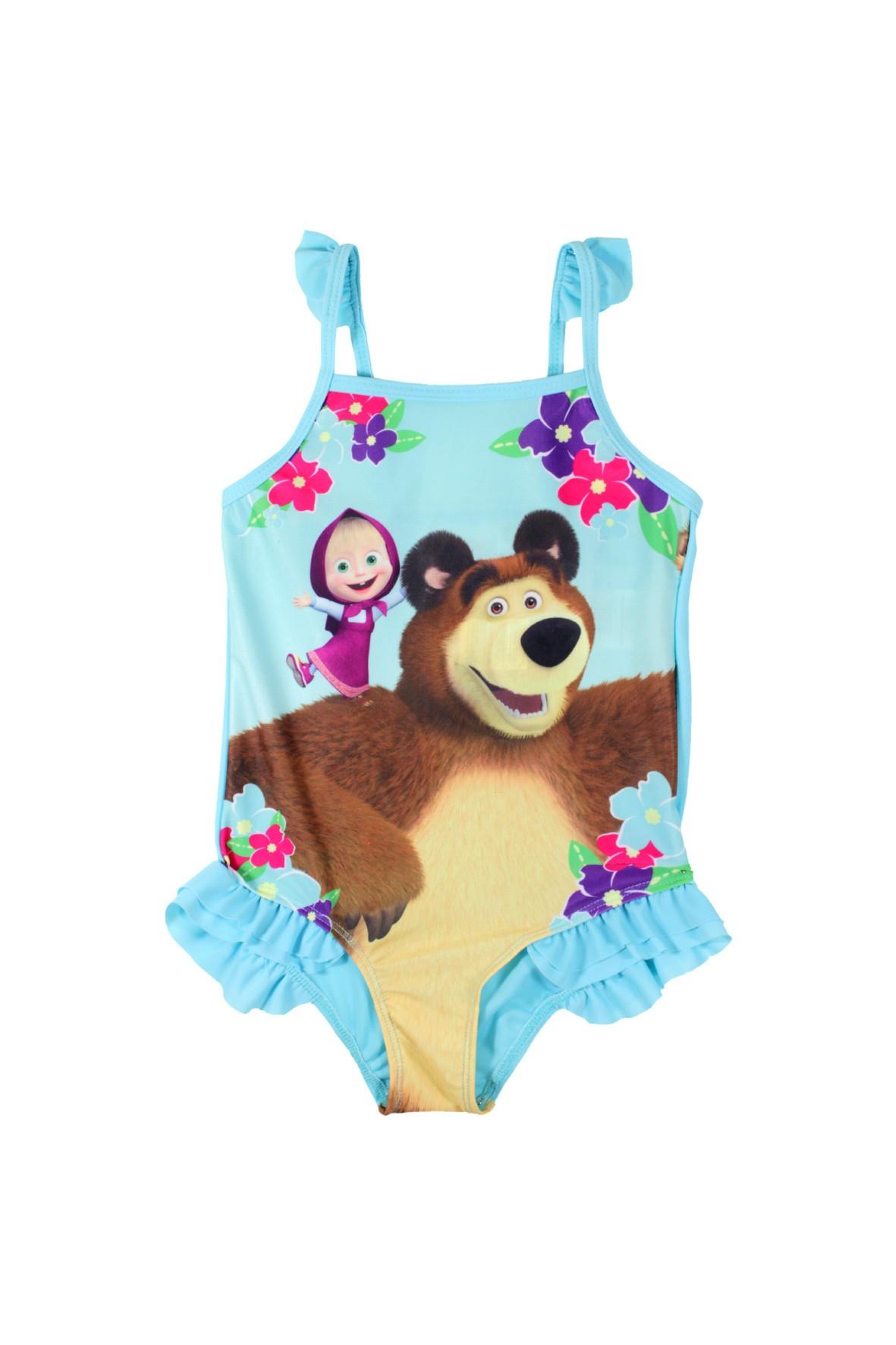 Strój kąpielowy Masza i Niedźwiedź