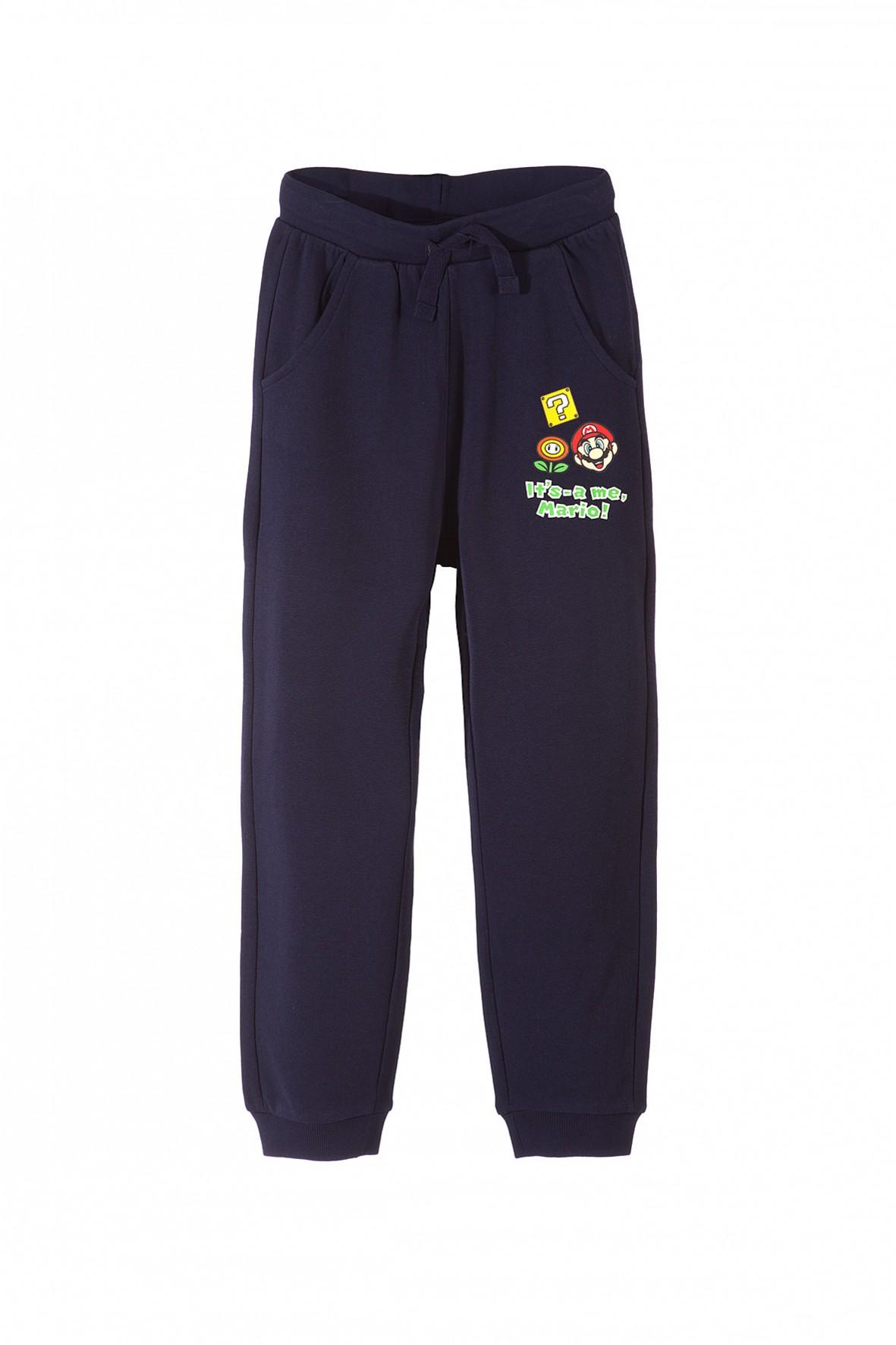 Spodnie dresowe Mario Bros