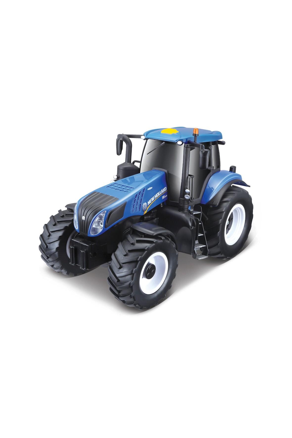 Traktor New Holland T8.320 ze światłem i dźwiękiem 5+