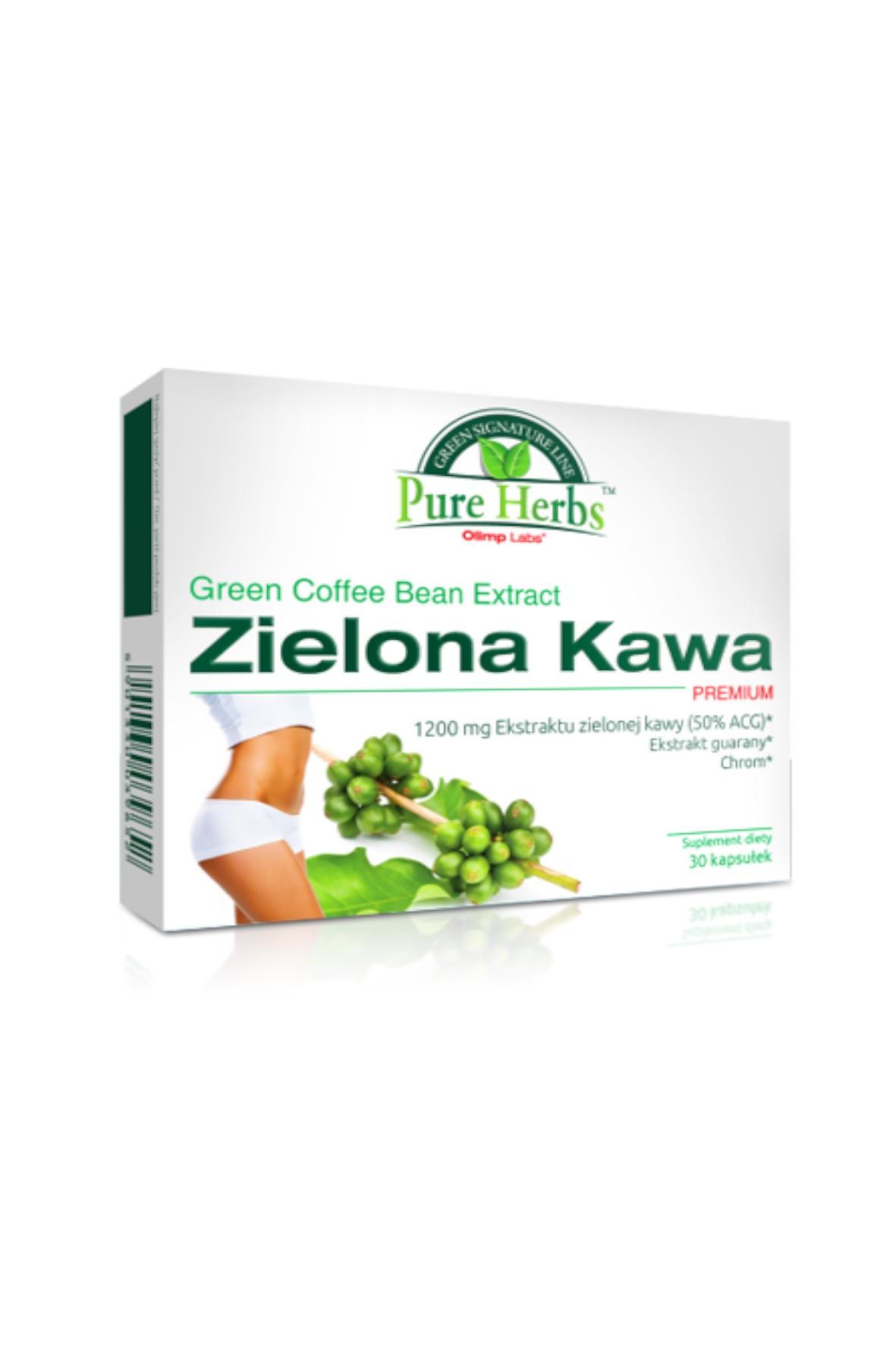 Zielona Kawa 30 kapsułek