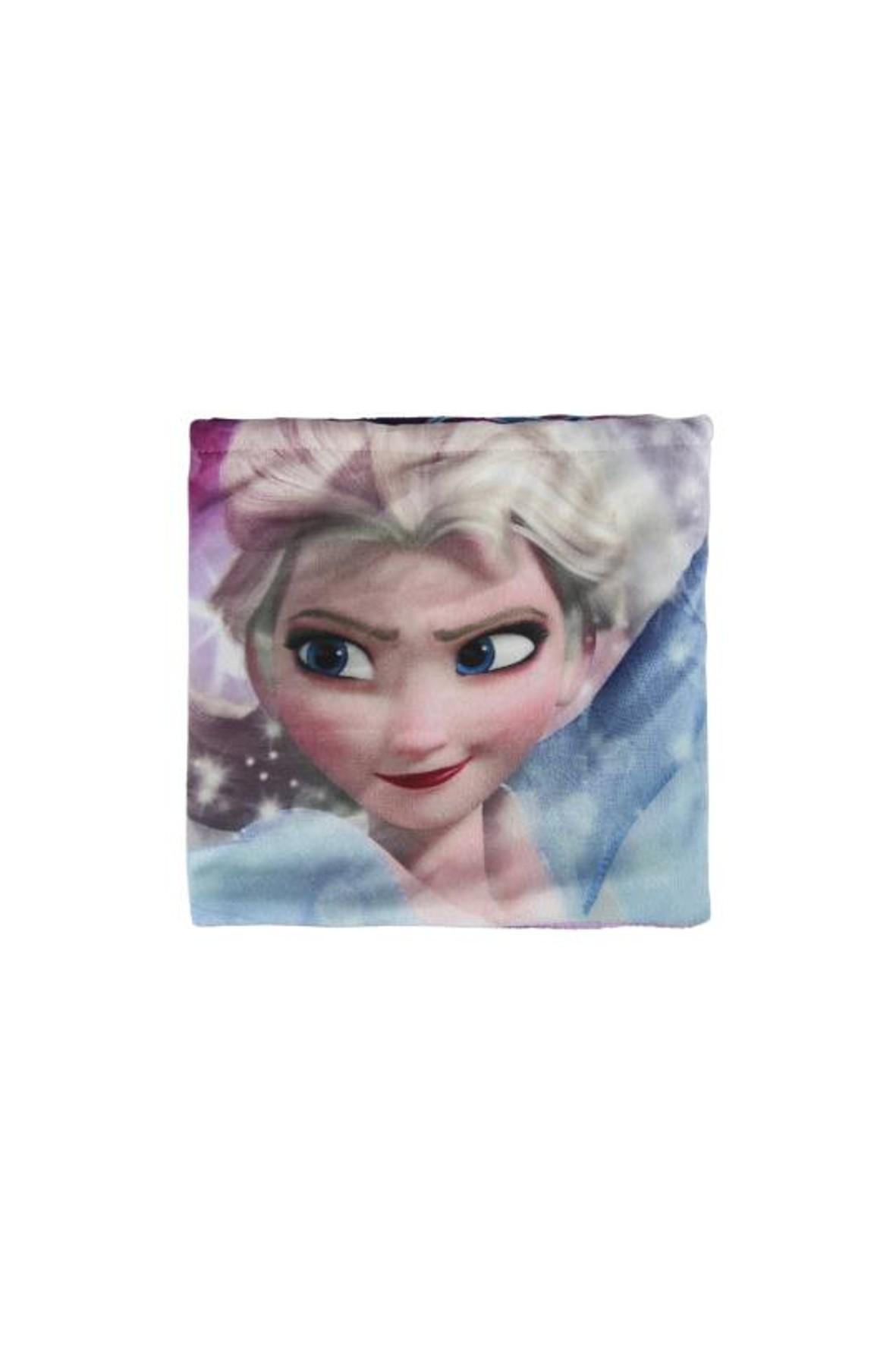 Welurowy komin Frozen