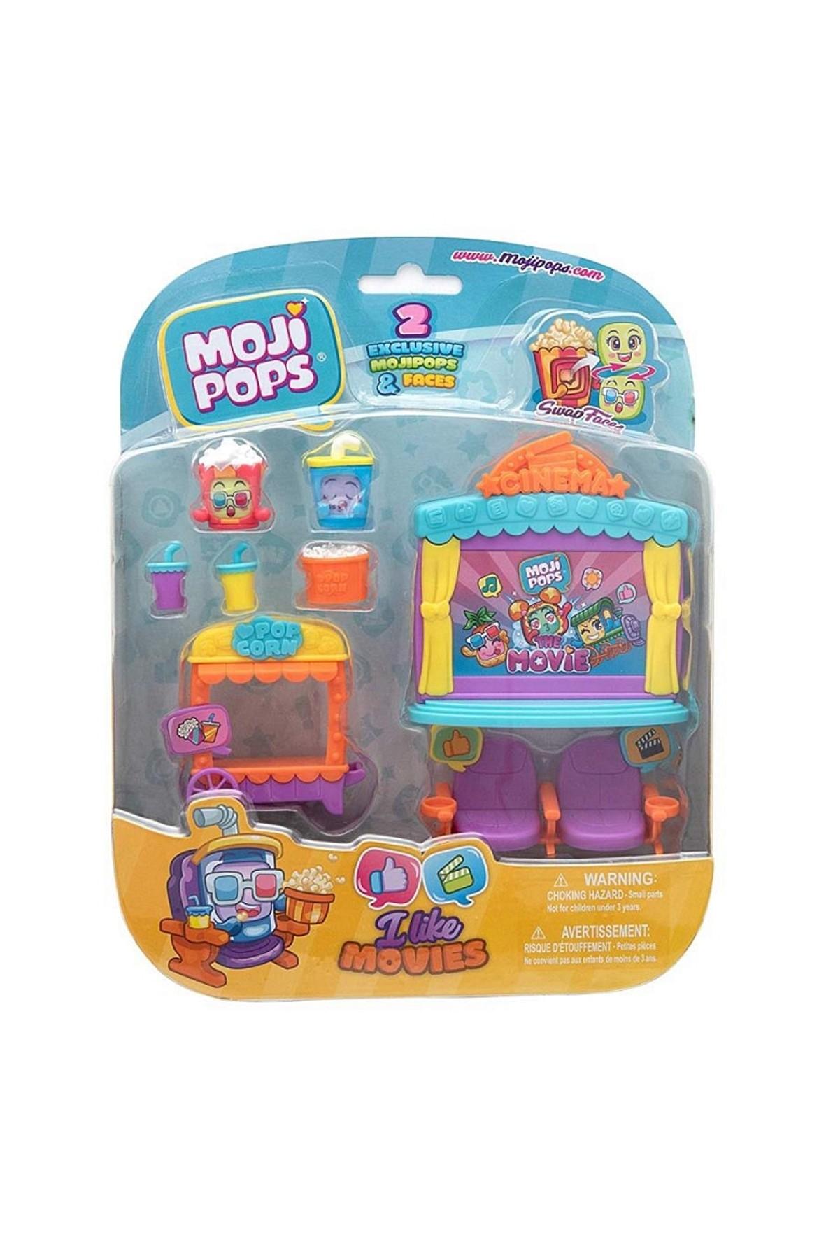 Figurki MojiPops Blister I Like Movies