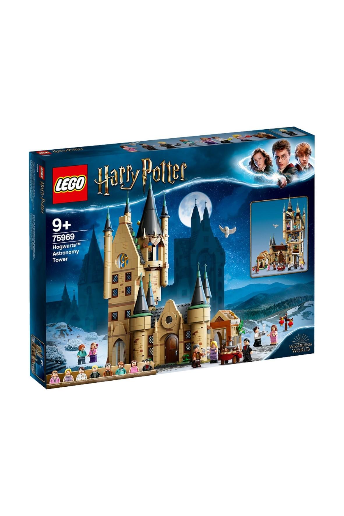 LEGO® Harry Potter™ Wieża Astronomiczna w Hogwarcie™ 75969 - 971 el wiek 9+