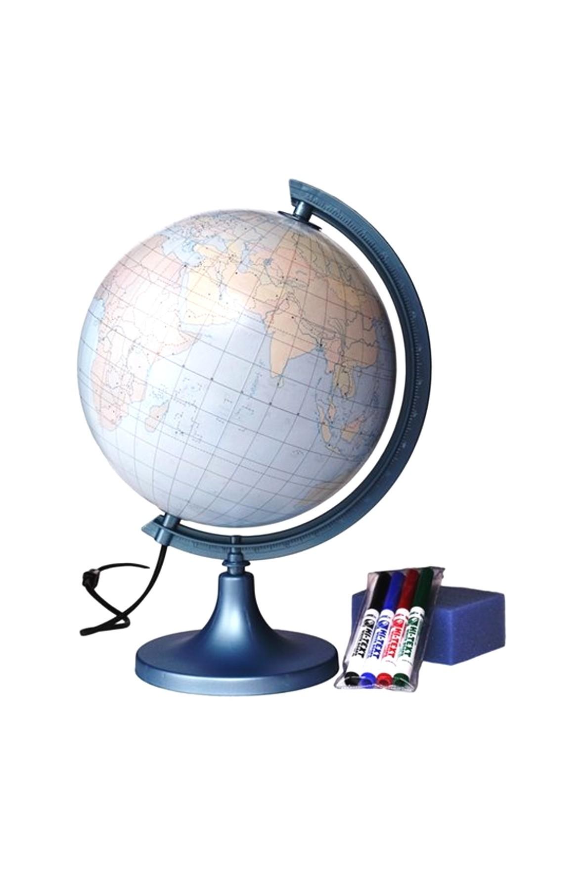 Globus 320 Konturowy, podświetlany