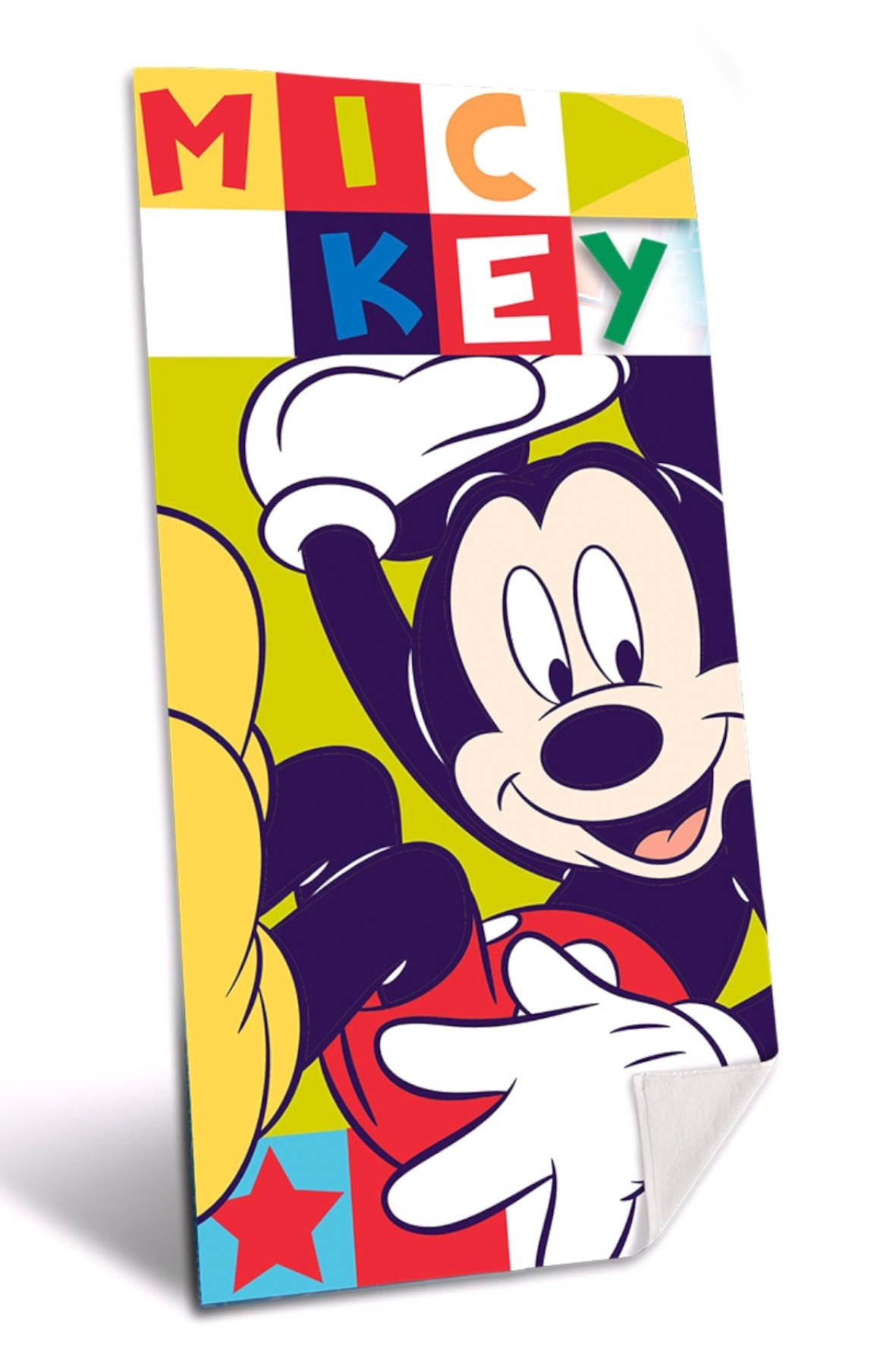 Myszka Mickey ręcznik plażowy 140x70 cm