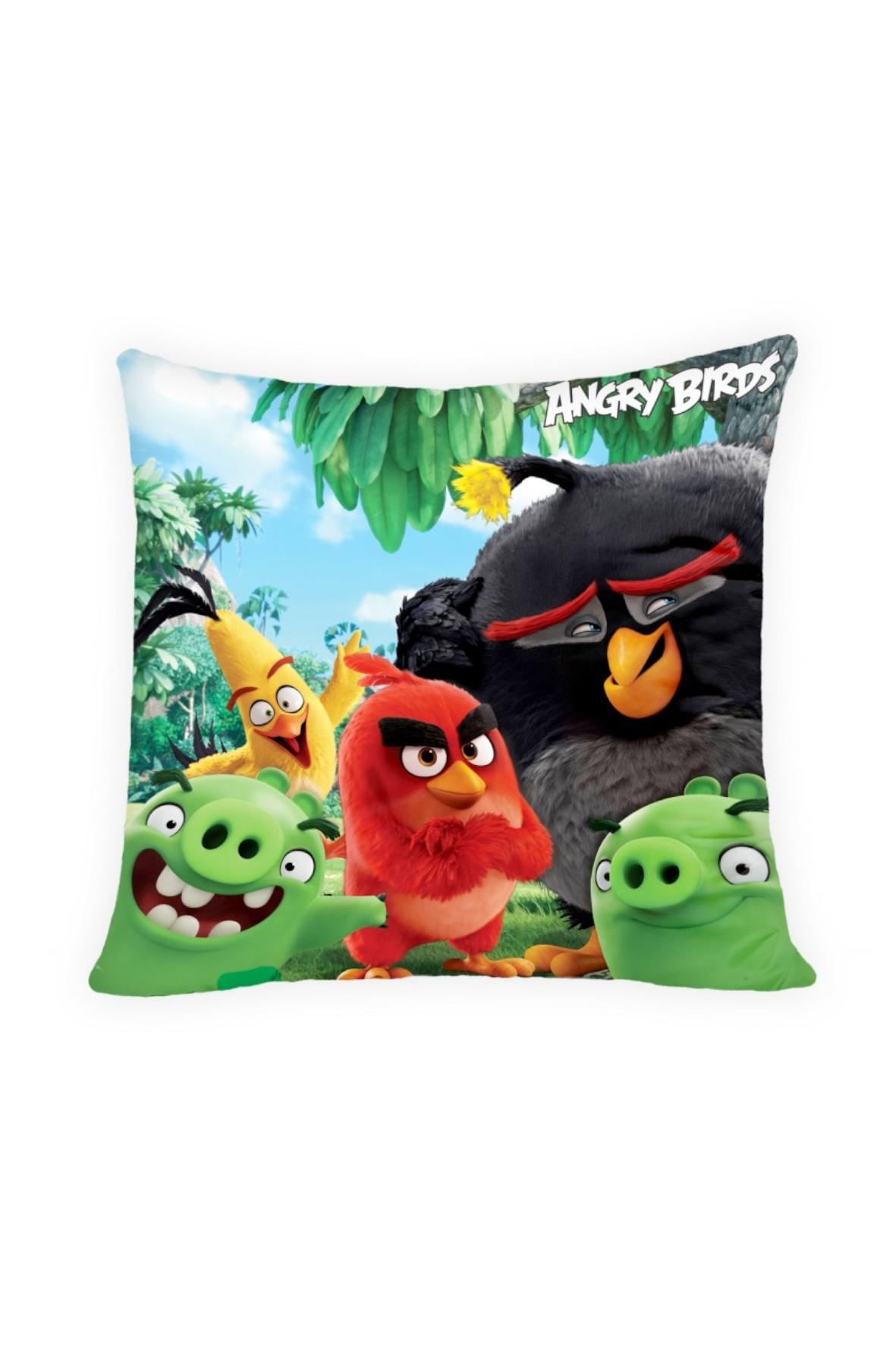 Poduszka Angry Birds 40x40cm