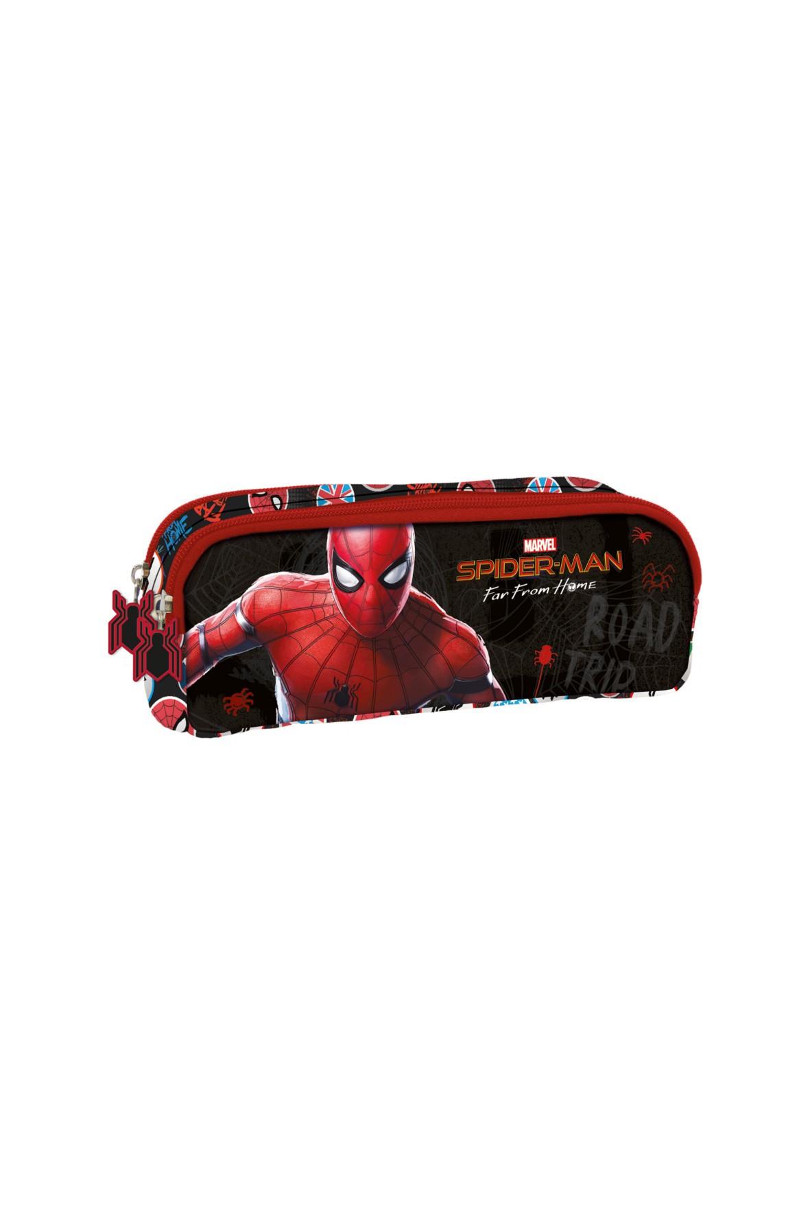 Piórnik chłopięcy Spiderman- 2 komory