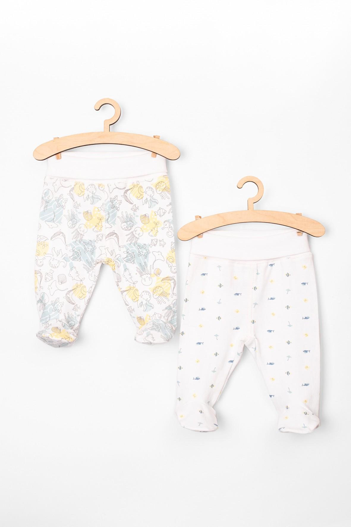 Półśpiochy niemowlęce 2-pak