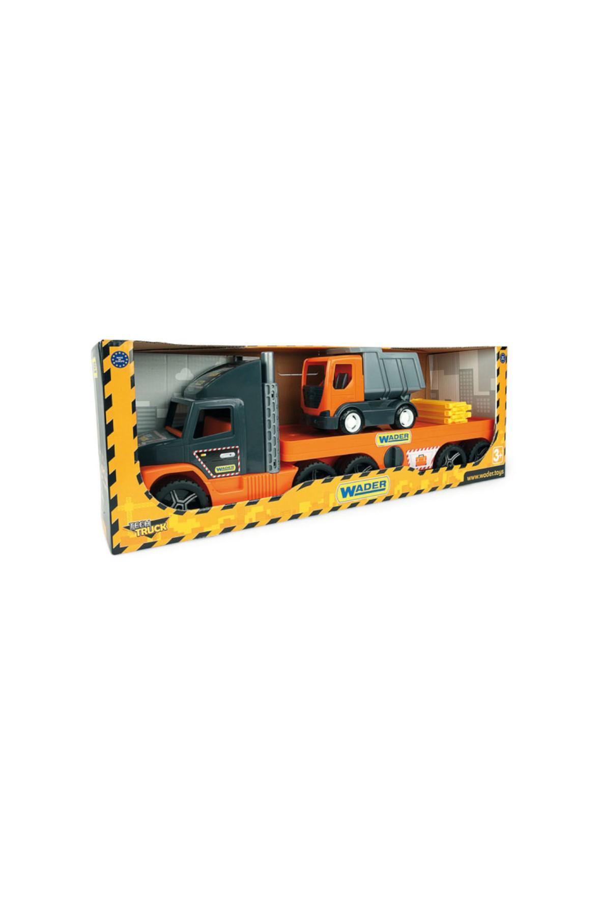 Sapochód Truck laweta-wywrotka