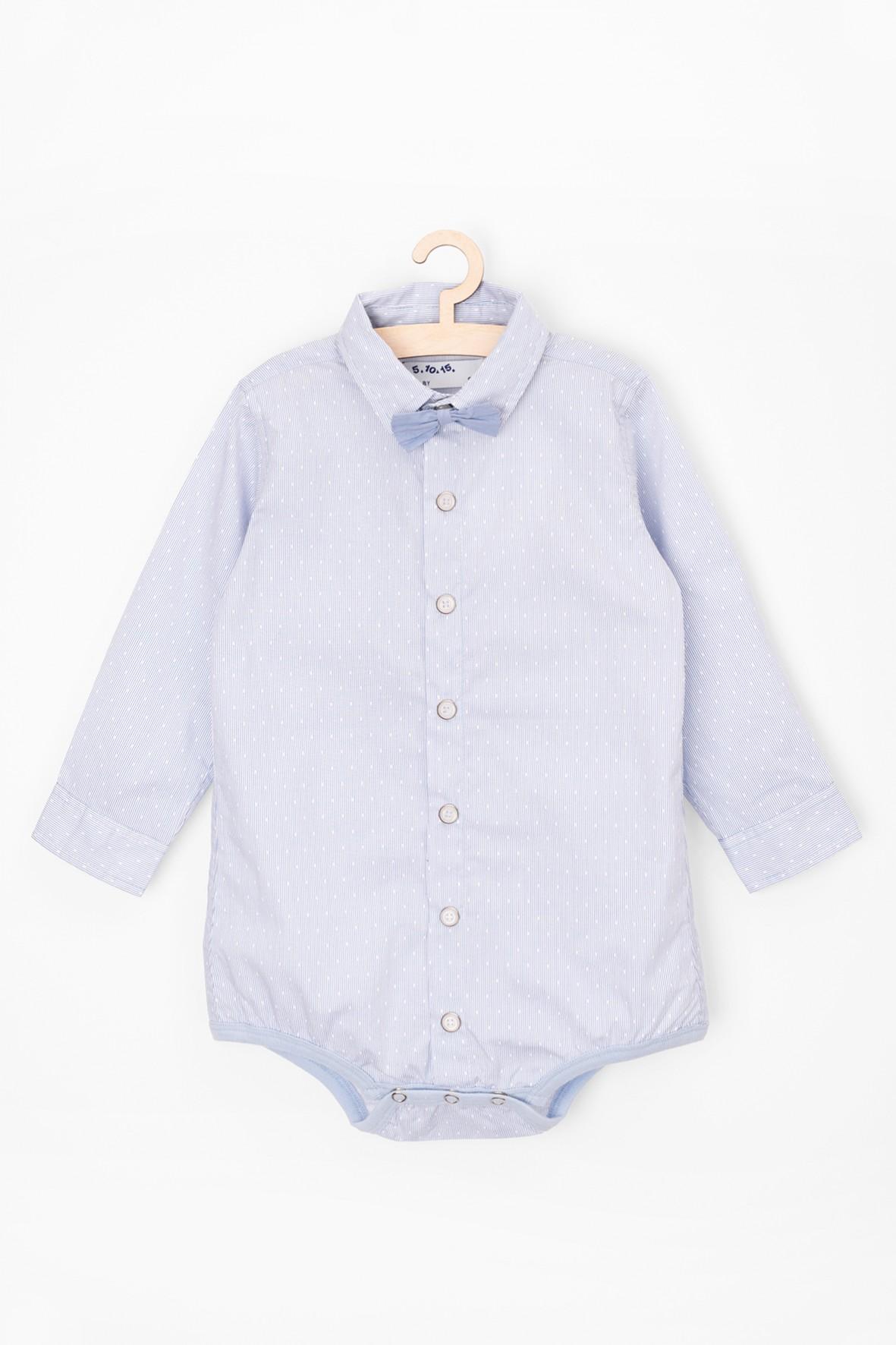 Dodatkowe Elegancie body z długim rękawem dla niemowlaka- ubrania na XF11