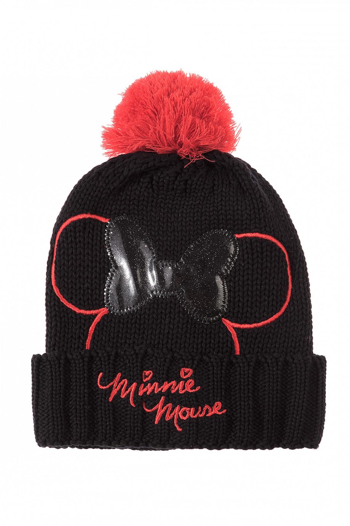 Czapka dziewczęca Minnie