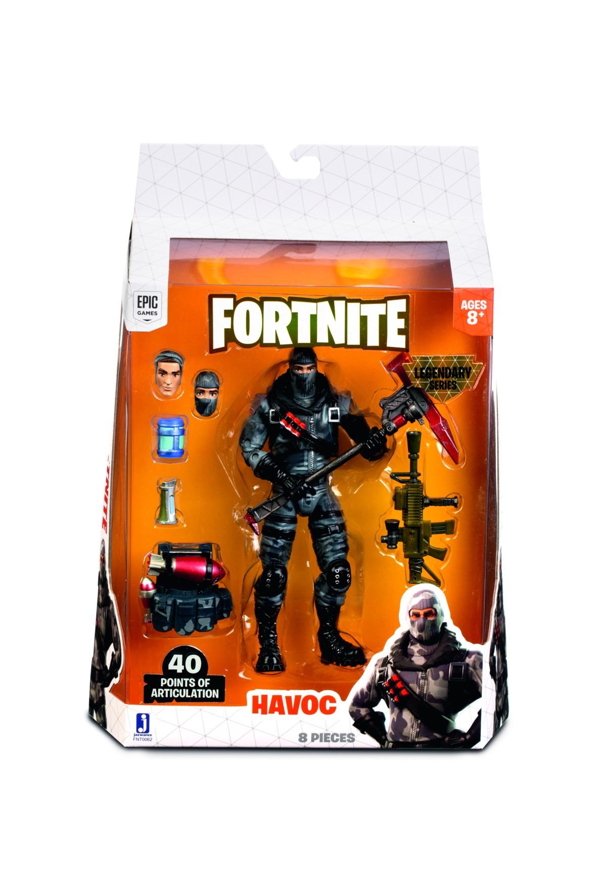 Fortnite figurka Havoc 15cm