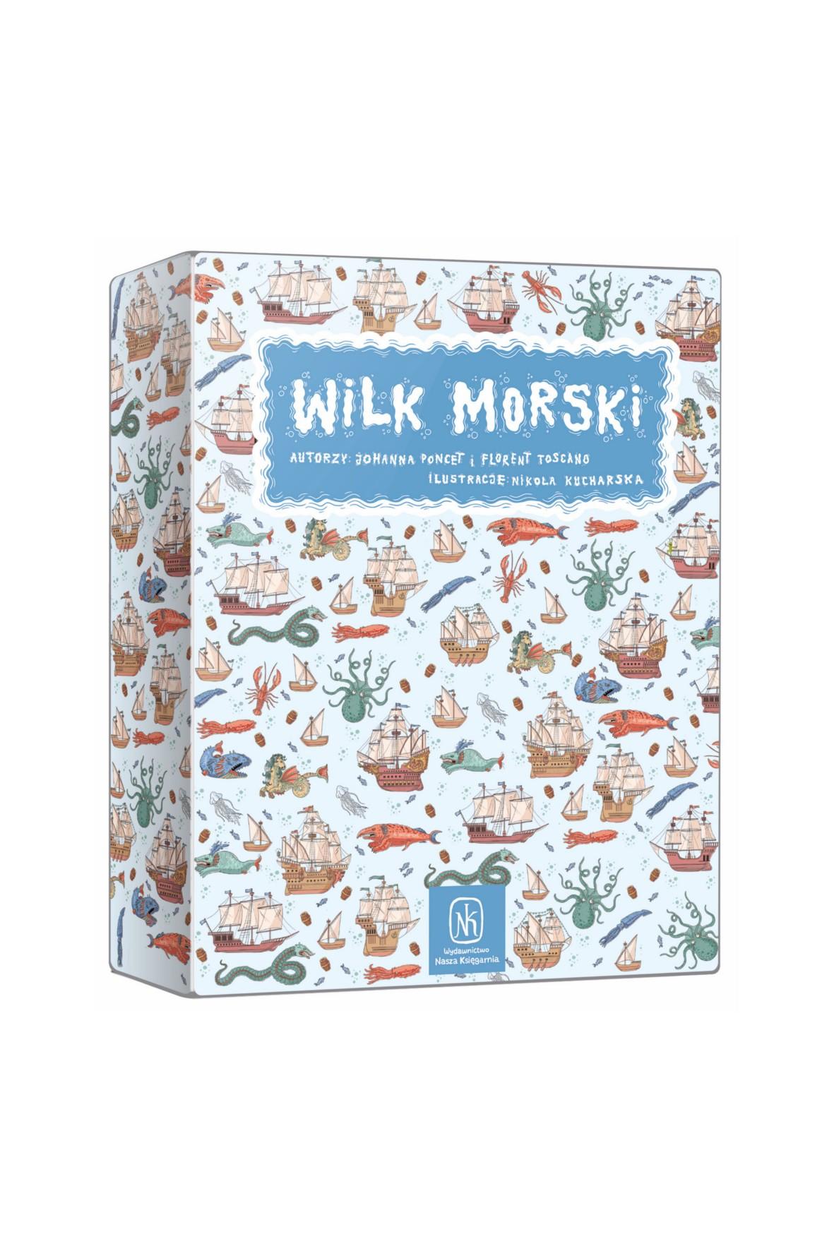 "Gra ""Wilk Morski"" 8+"