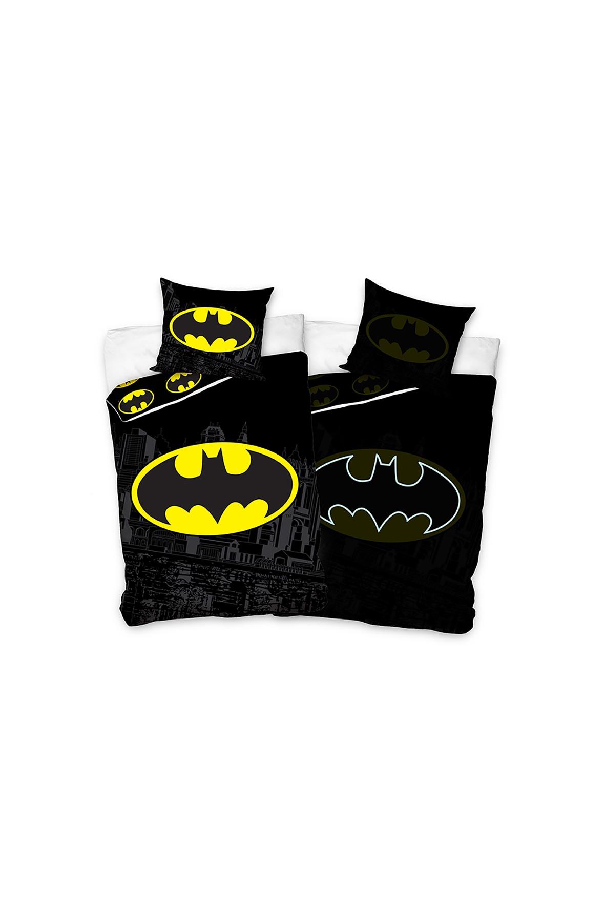 Pościeli bawełniana Batman 140x200+70x90 cm