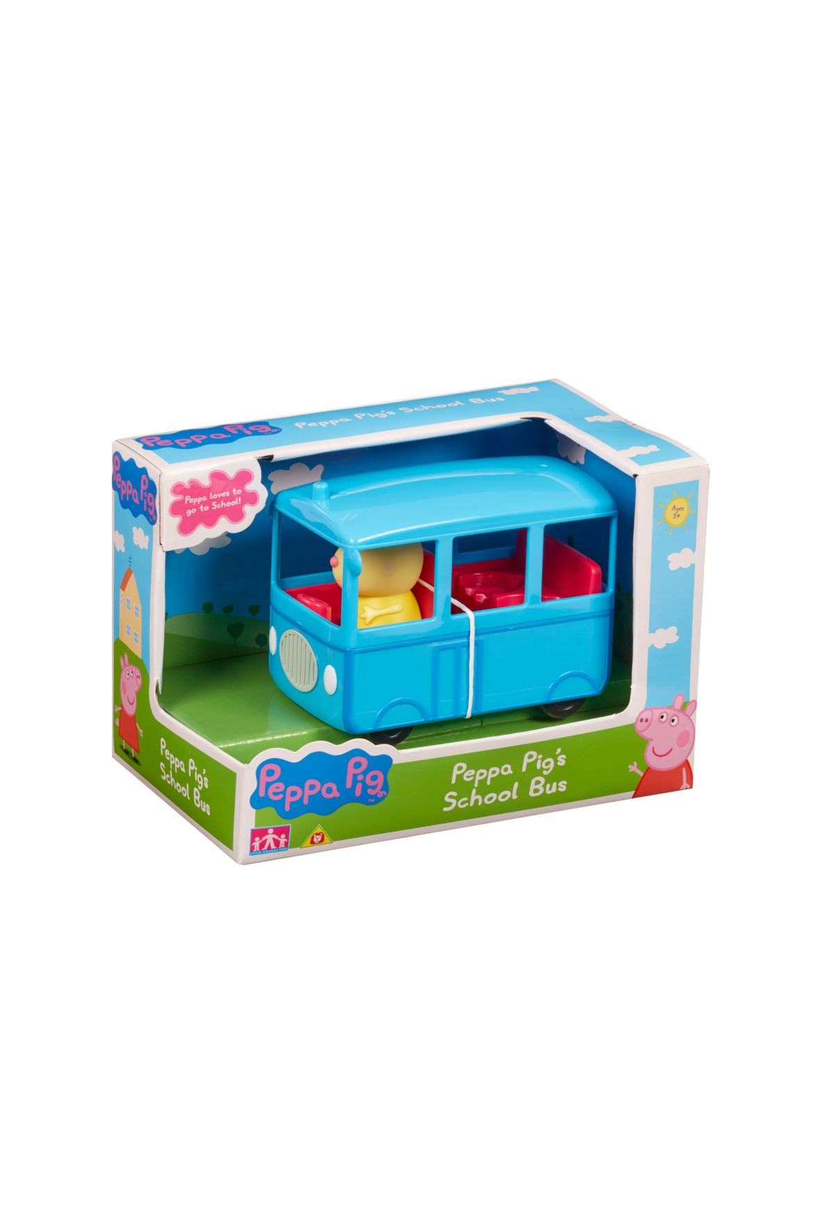 Peppa - Szkolny autobus 3+