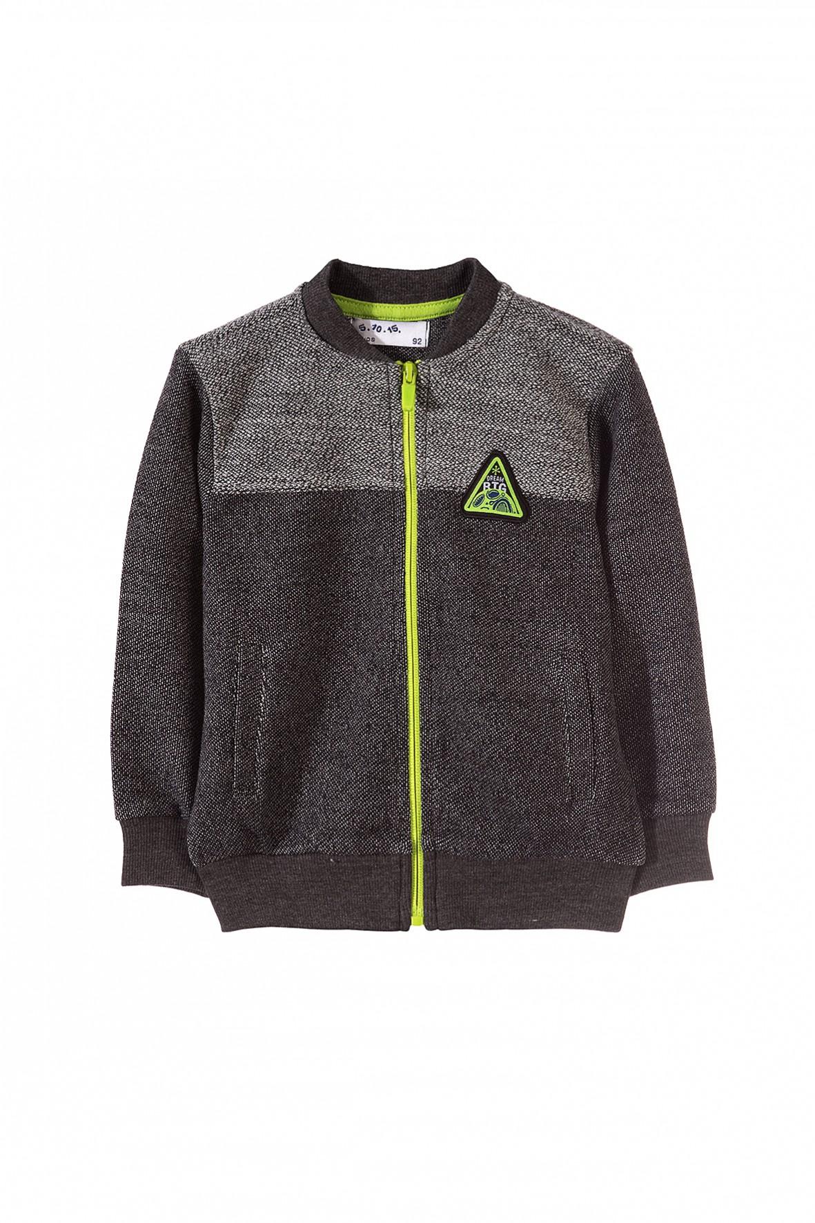 Bluza dresowa chłopięca 1F3402