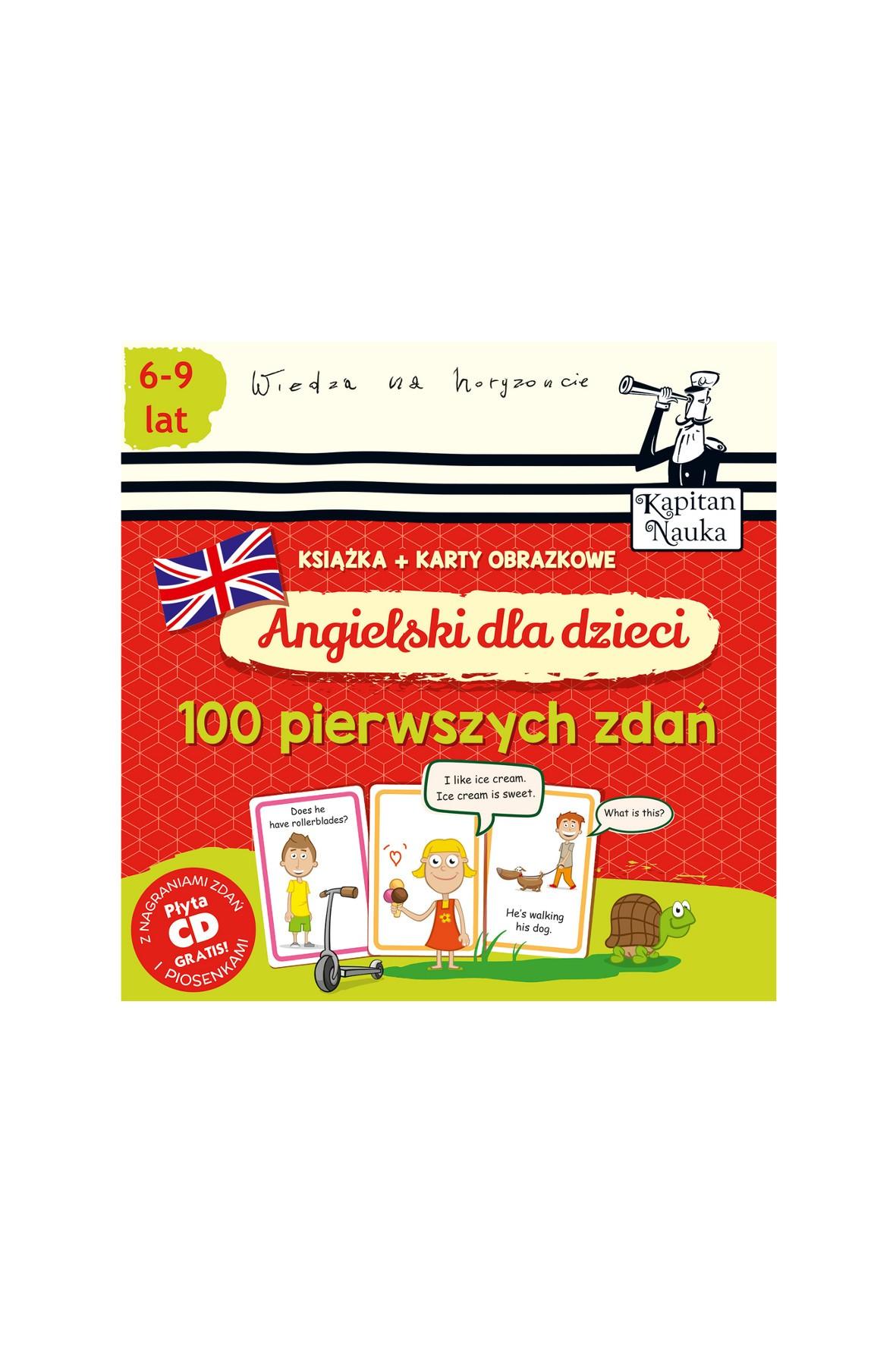 Angielski dla dzieci 100 zadań