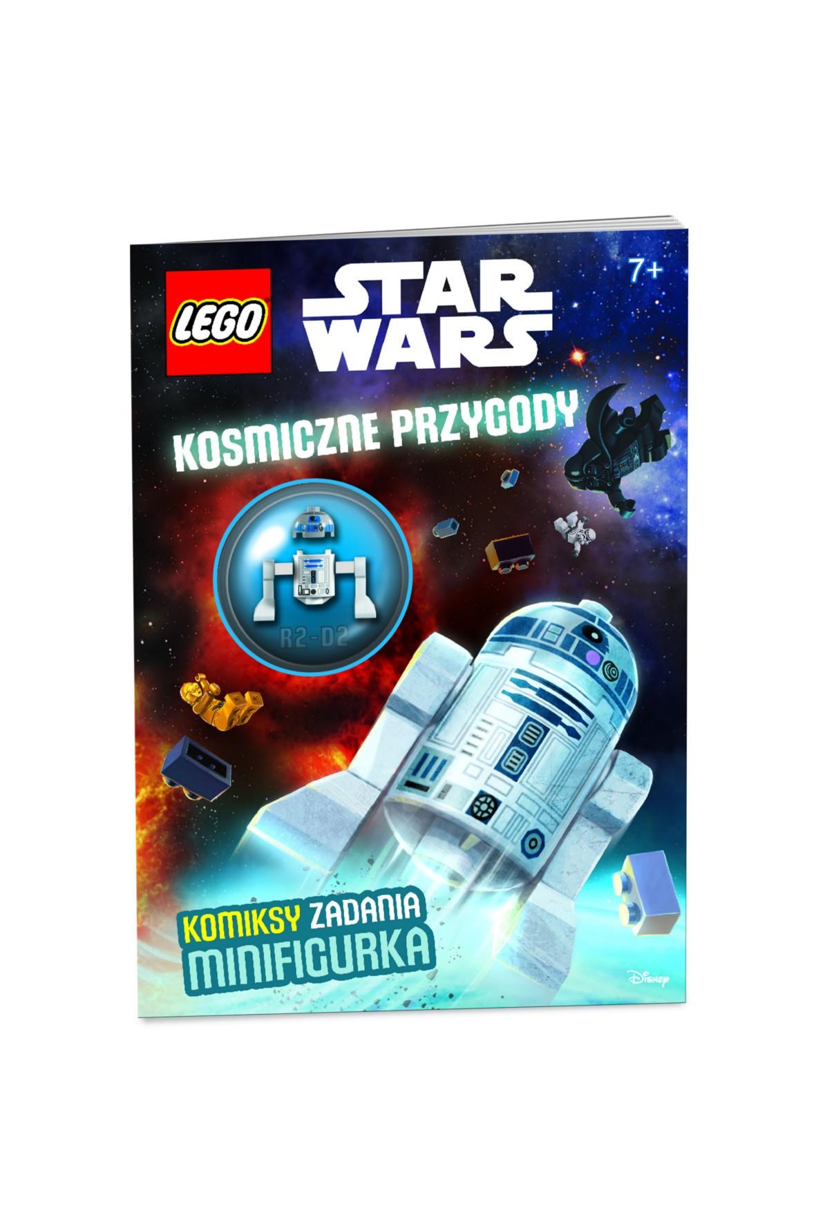 Lego Star Wars Kosmiczne Przygody