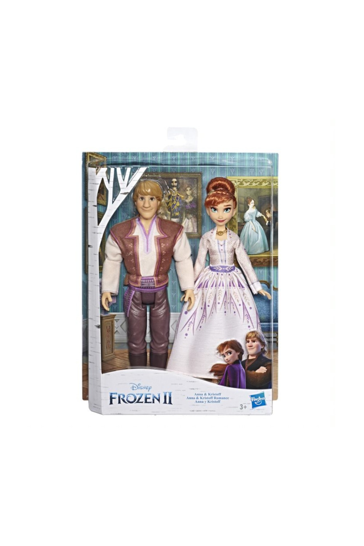 Lalki Frozen 2 - Romantyczny 2pak