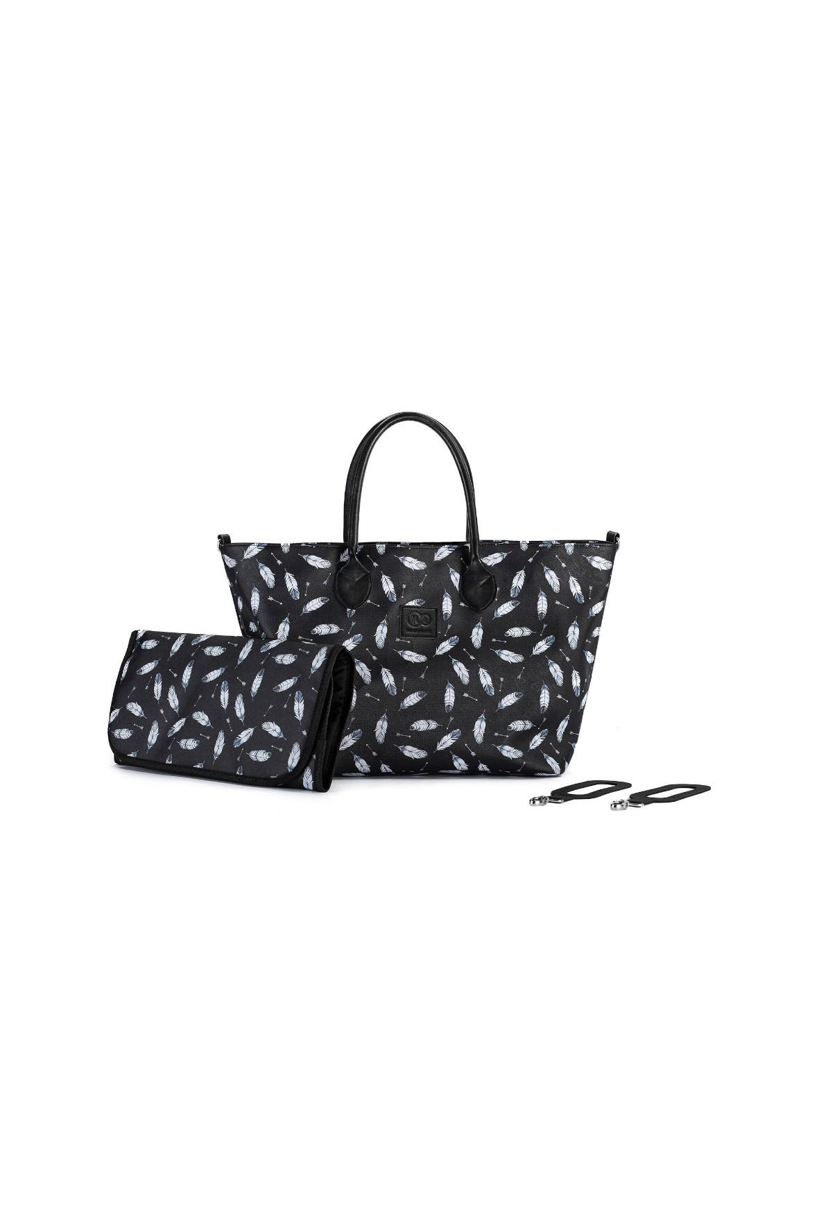 Torba Mommy Bag czarna