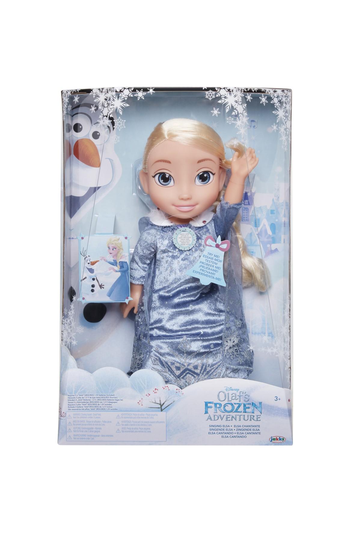Śpiewająca Elsa