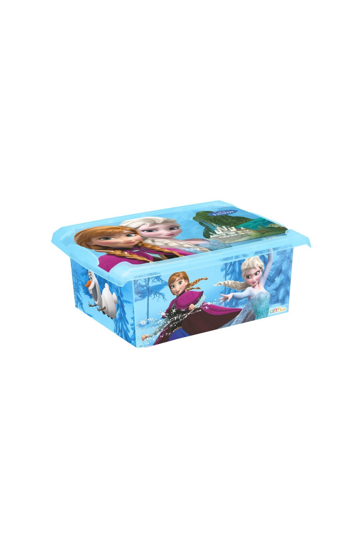 Pojemnik Deco-box 10L Frozen