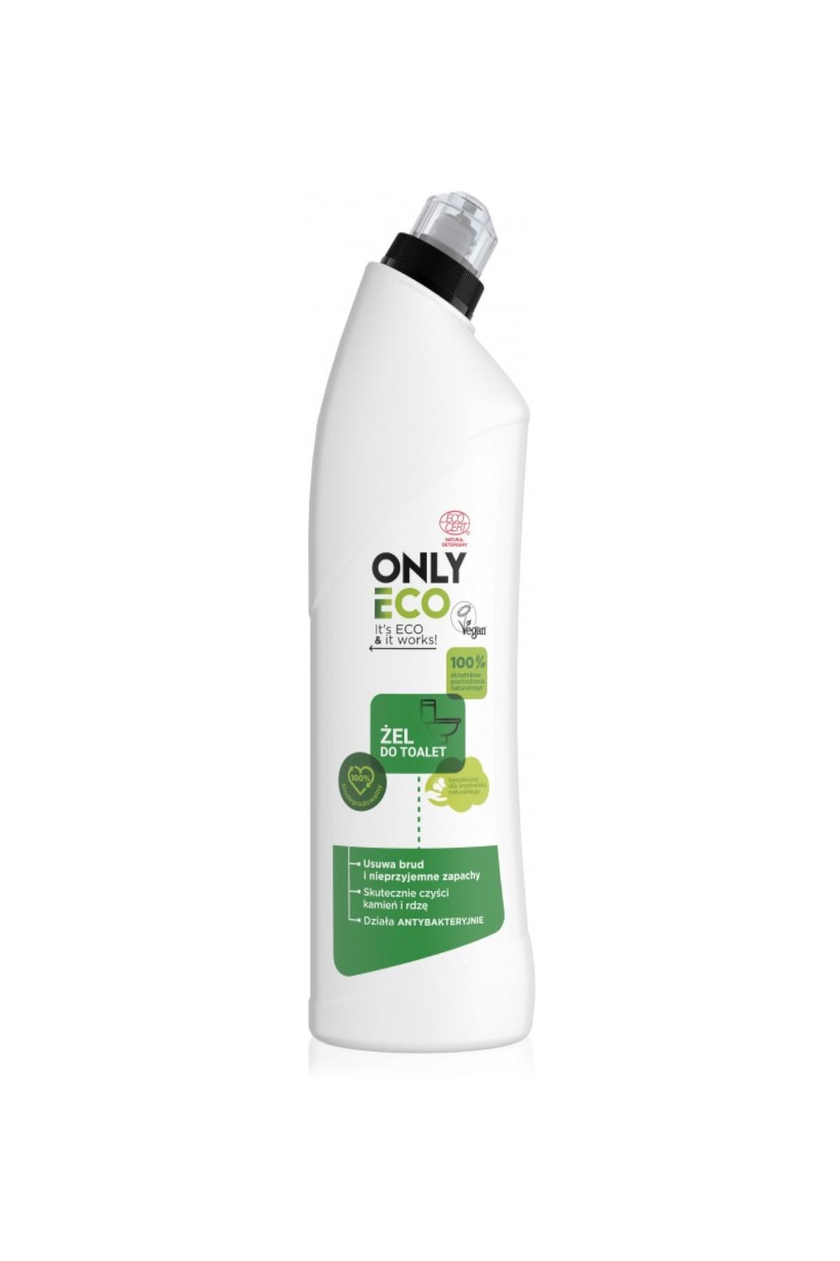 OnlyEco Bio żel do WC 750ml