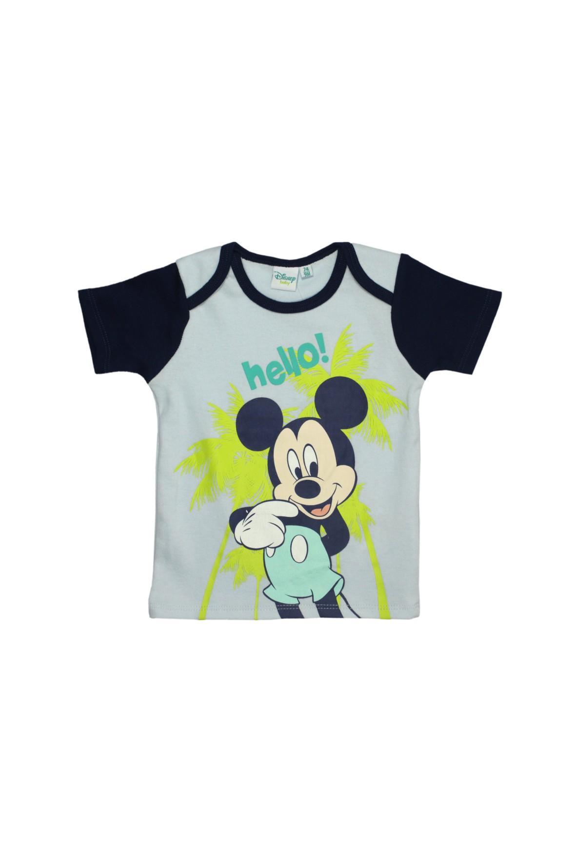 T-shirt niemowlęcy Myszka Mickey