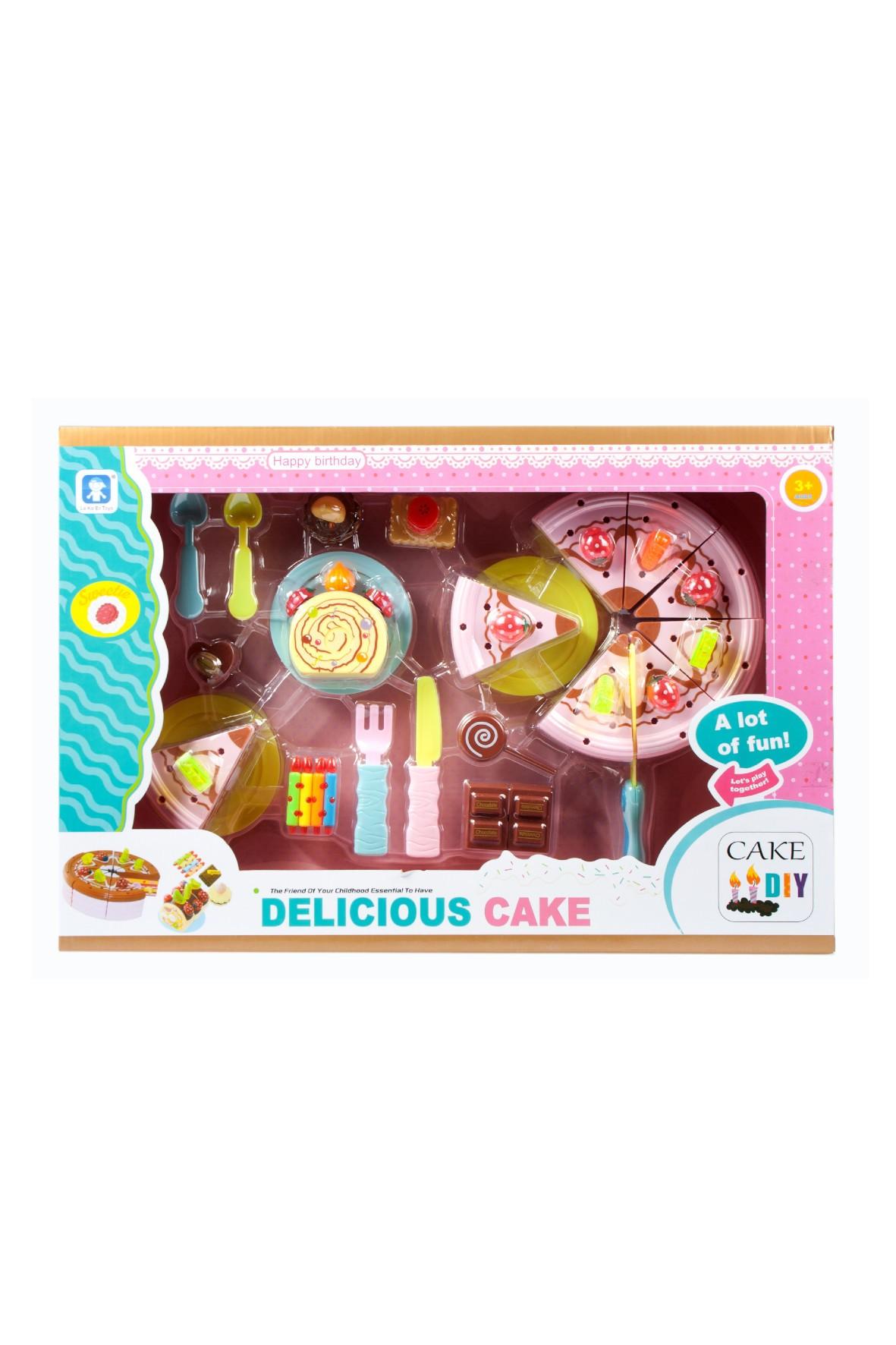 Zestaw kuchenny - tort Mega Creative 3+