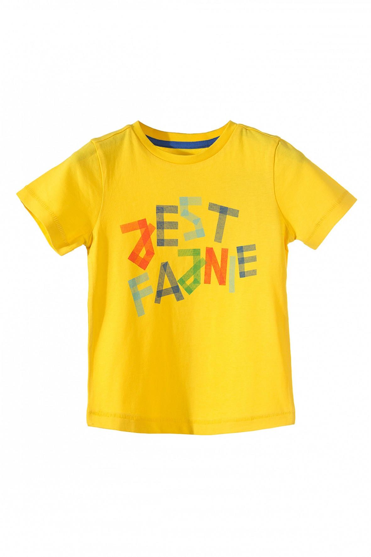 T-shirt chłopięcy 1I3409