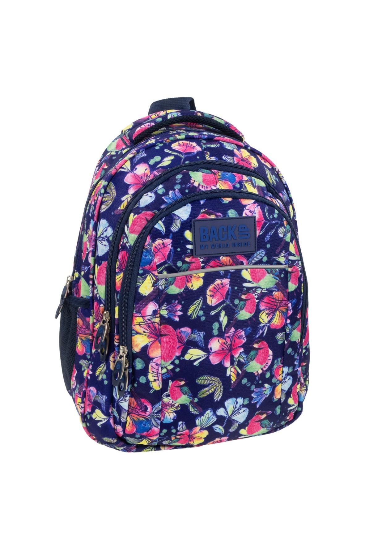 Plecak dziewczęcy szkolny