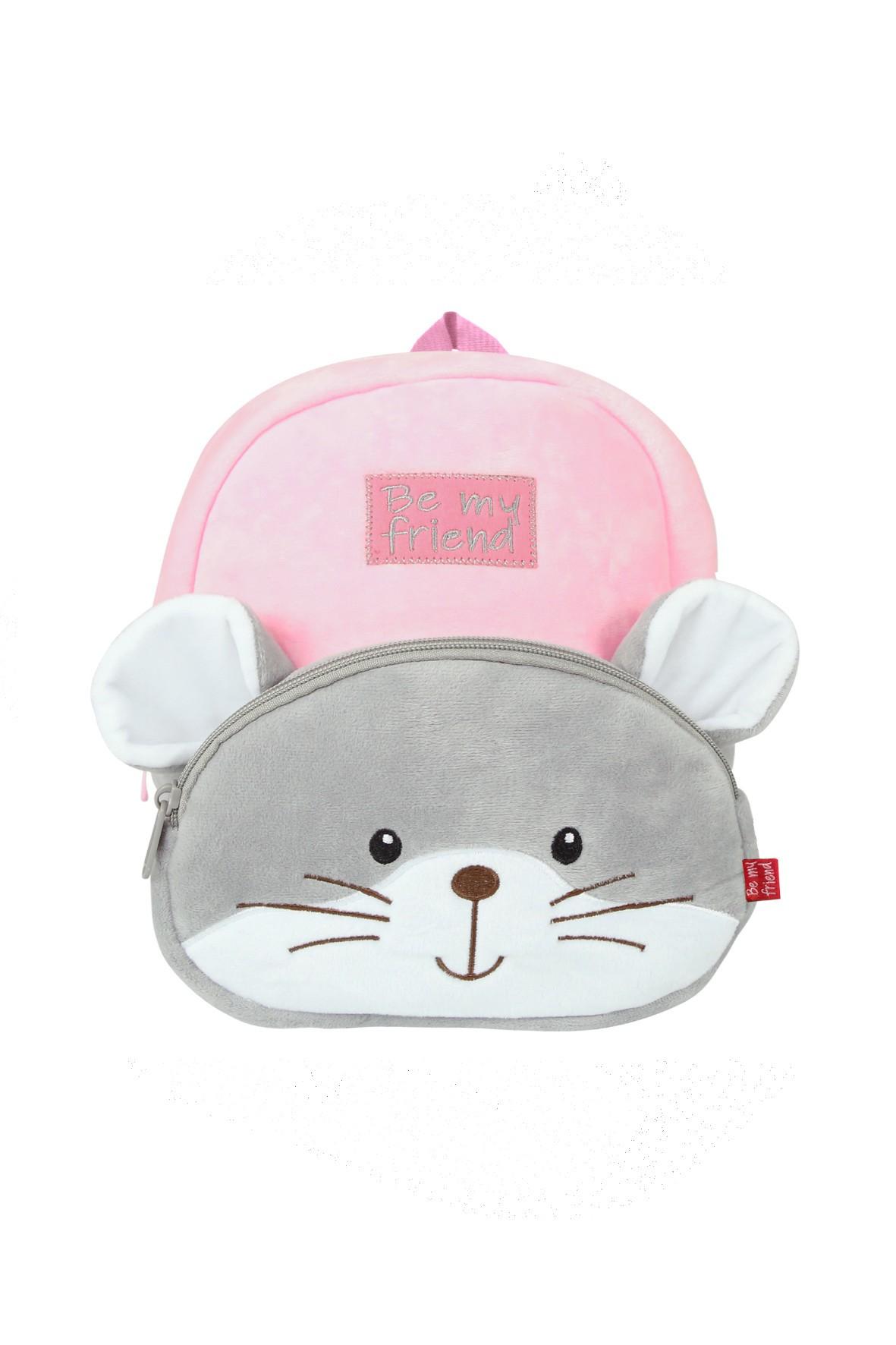 Plecak pluszowy Mała Myszka wiek 2+
