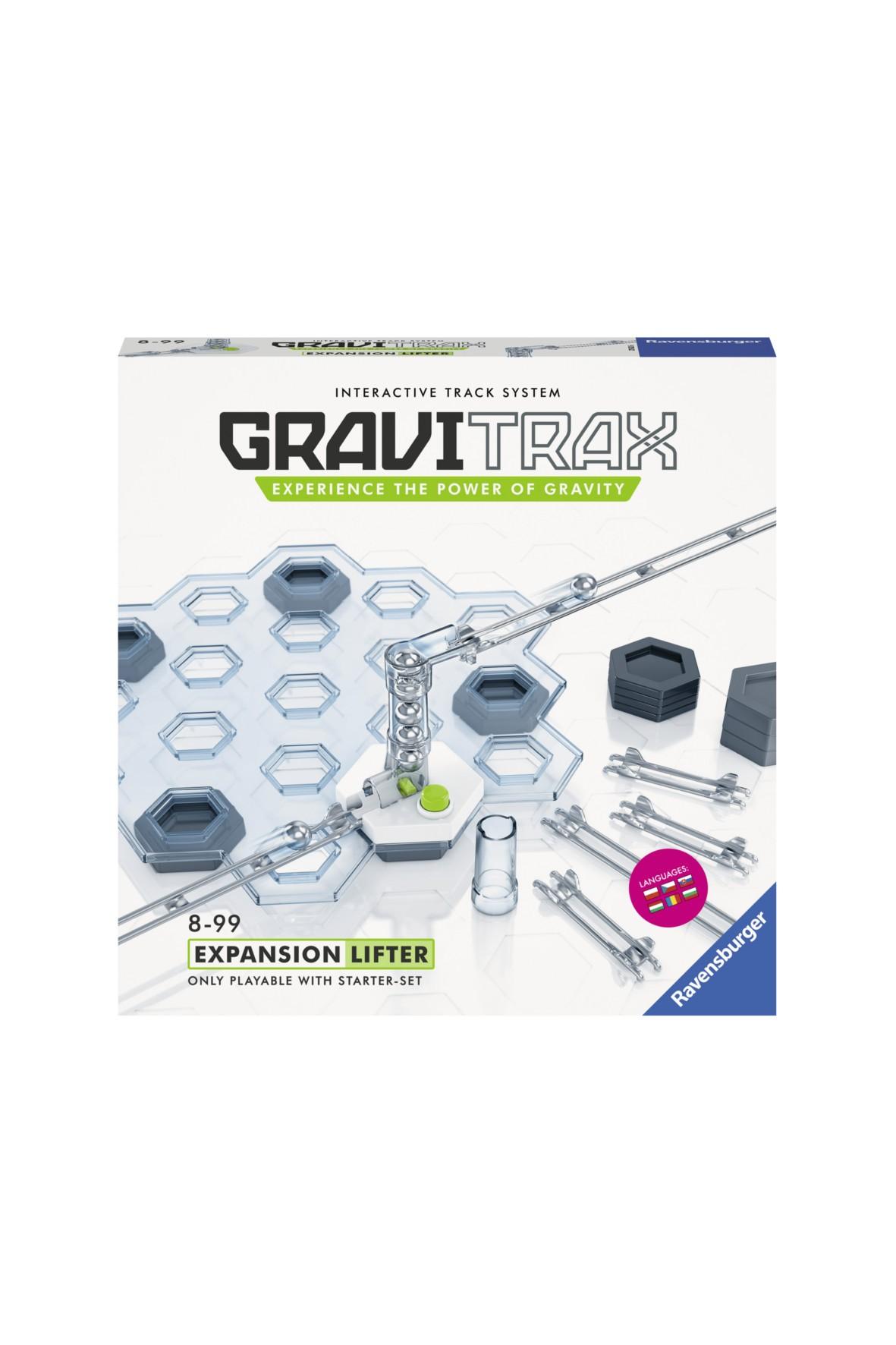 GraviTrax - zestaw uzupełniający Winda 8+