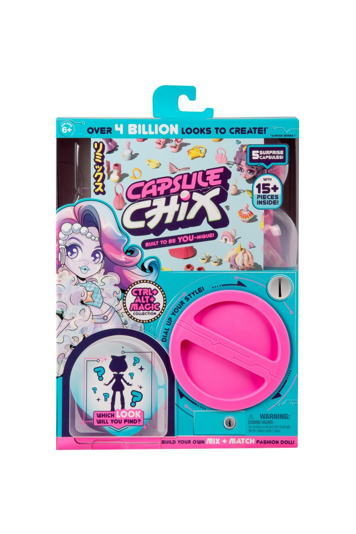 Capsule Chix 1pak - Ctrl+alt+magic