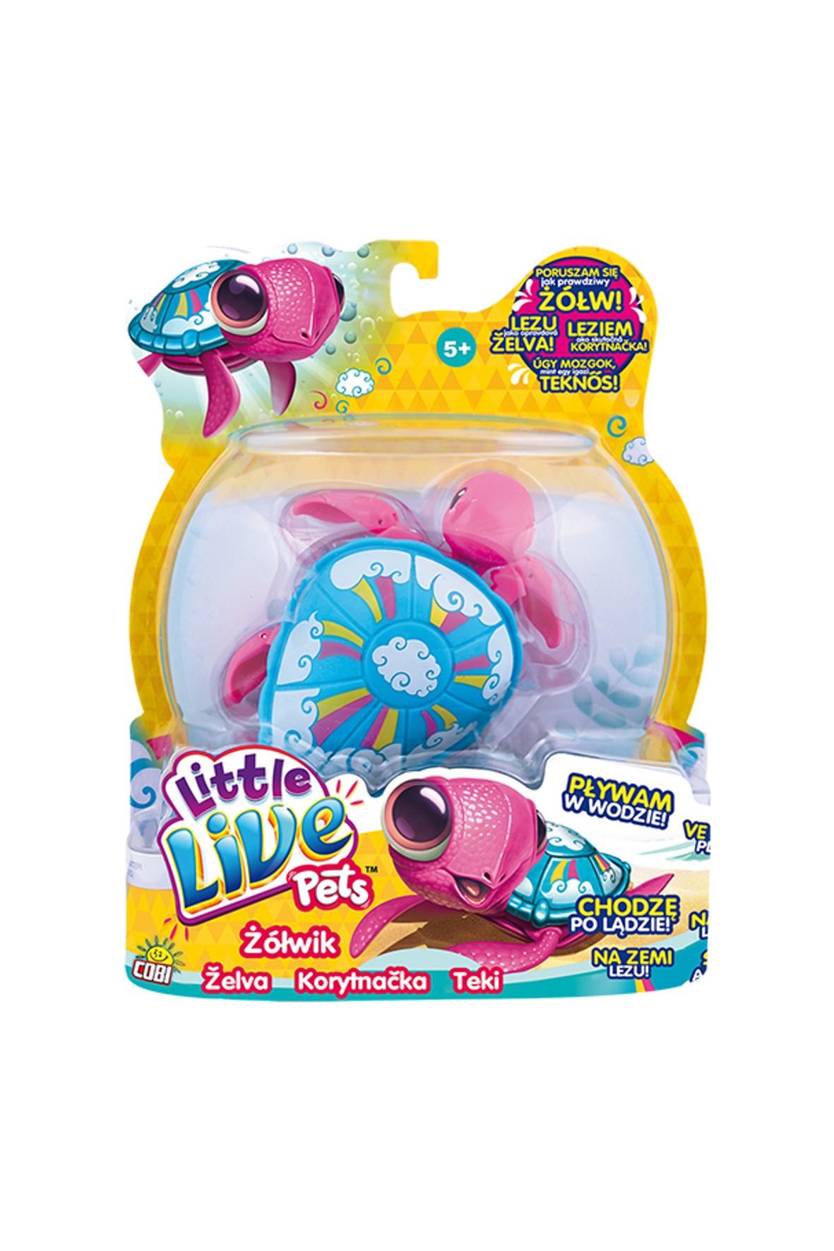 Little Live Pets- Żółwik