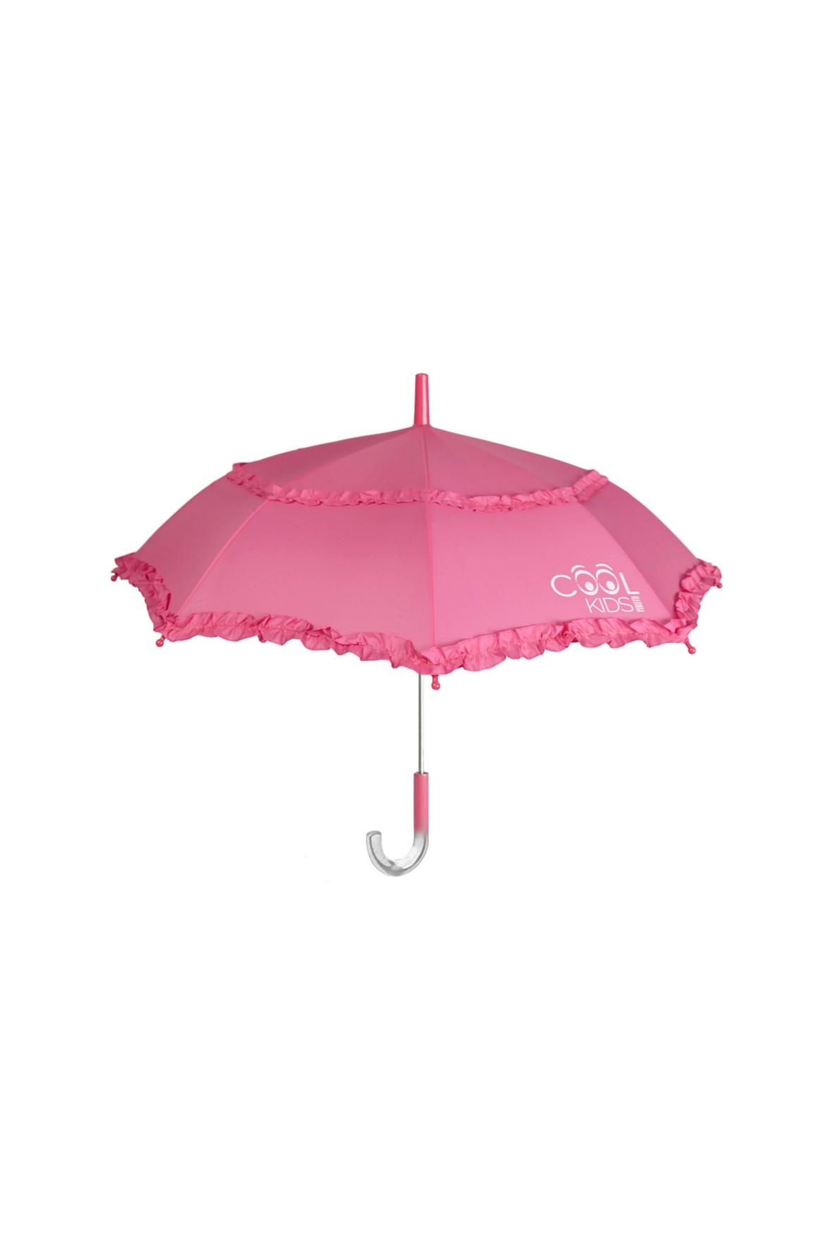Parasol dziewczęcy różowy