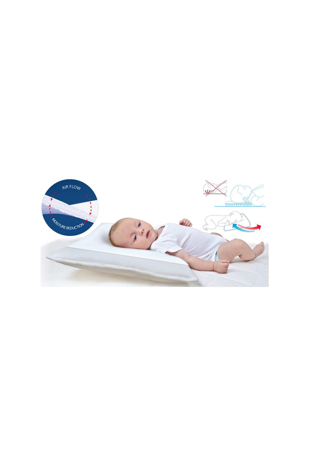 Poduszka niemowleca 3D