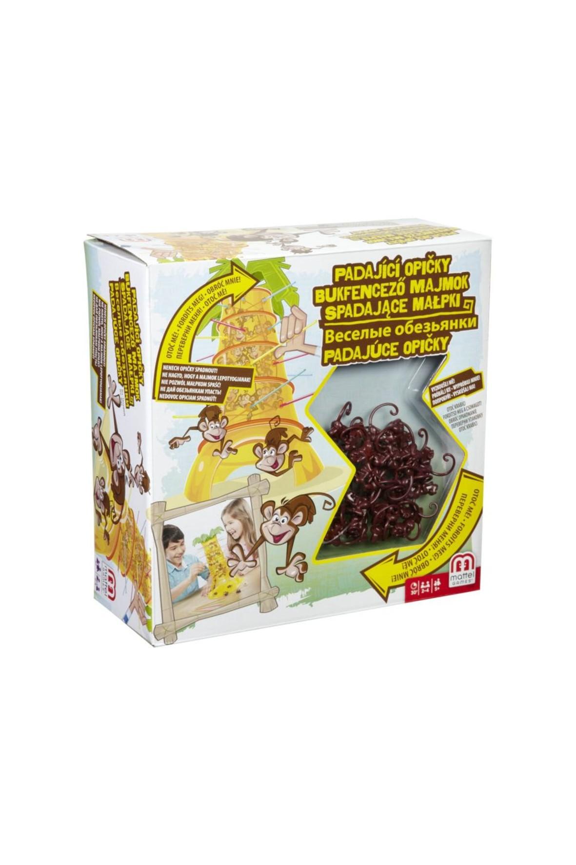 Gra Spadające małpki