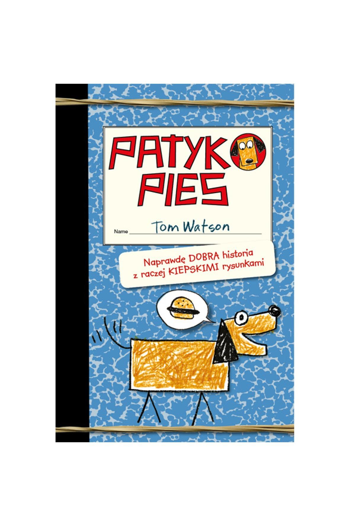 """Książka dla dzieci """"Patykopies"""""""