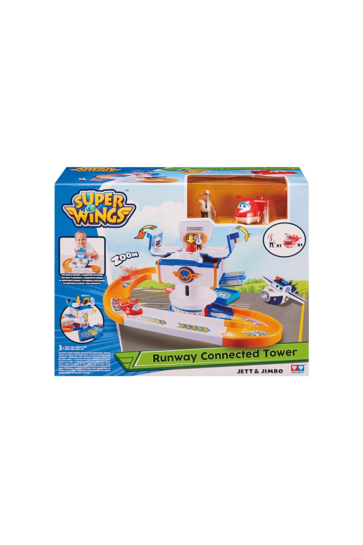 Wieża kontrolna Super Wings