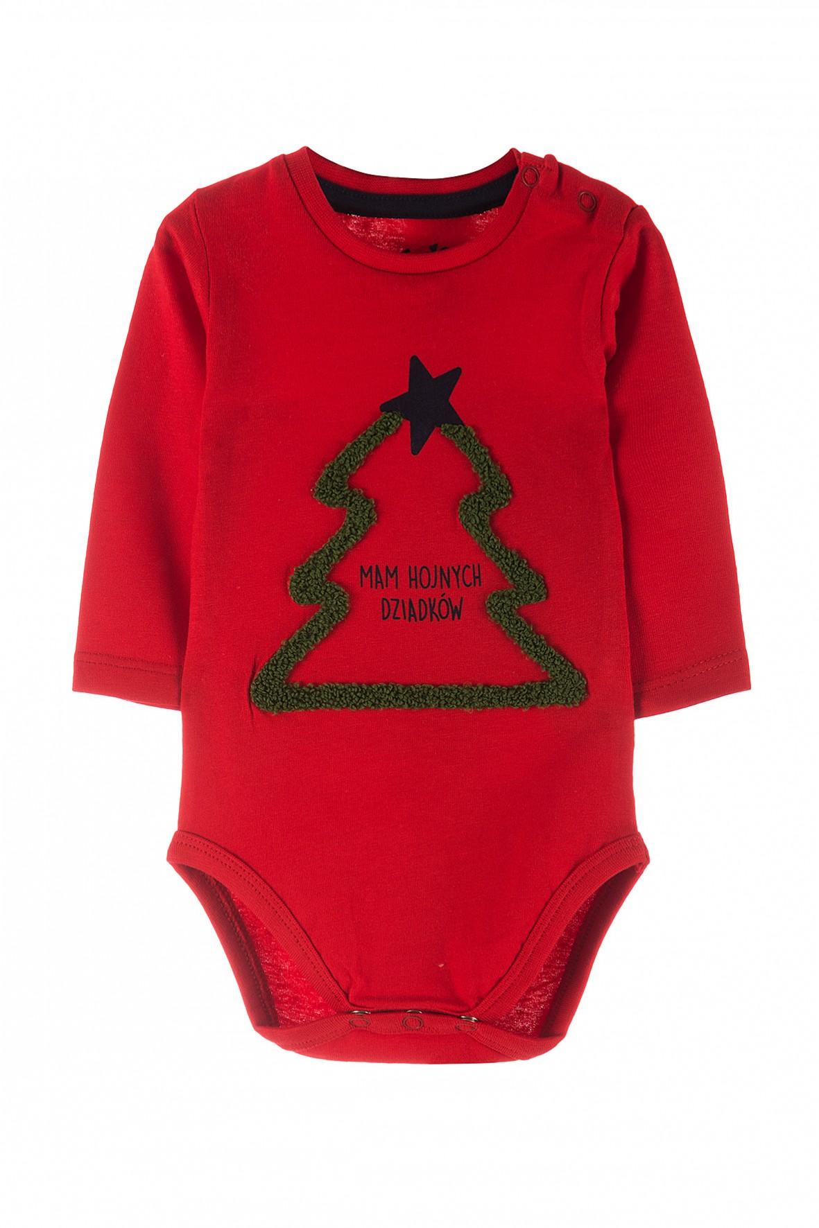 Body niemowlęce świąteczne