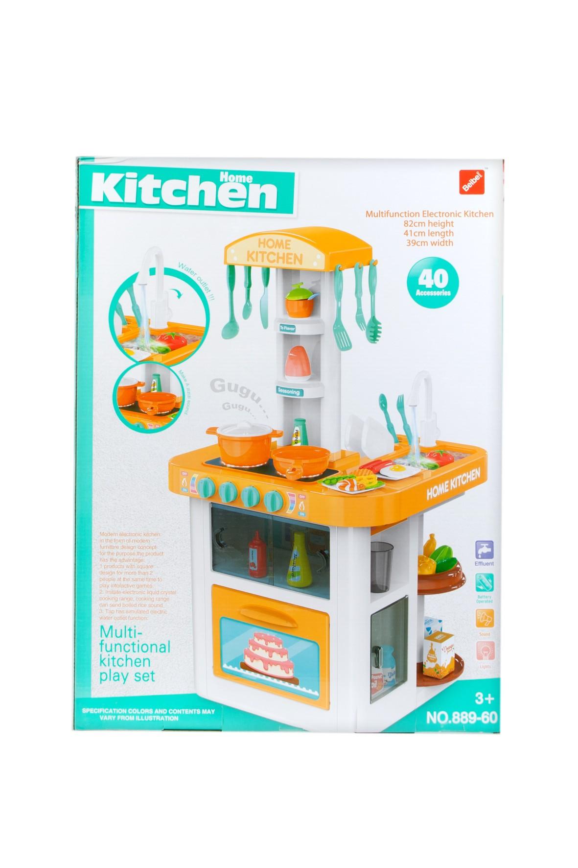 Kuchnia zabawka dla dzieci Mega Creative 3+