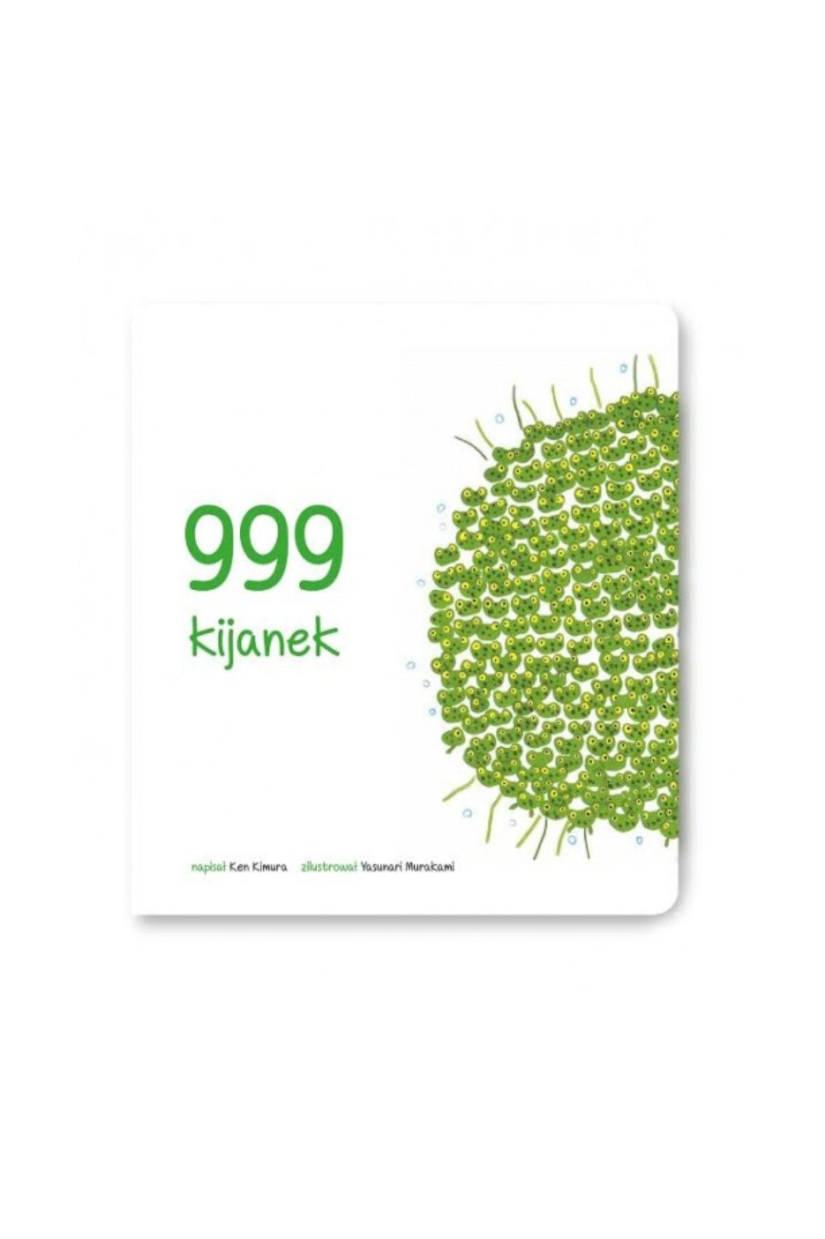 Książka dla dzieci--999 Kijanek