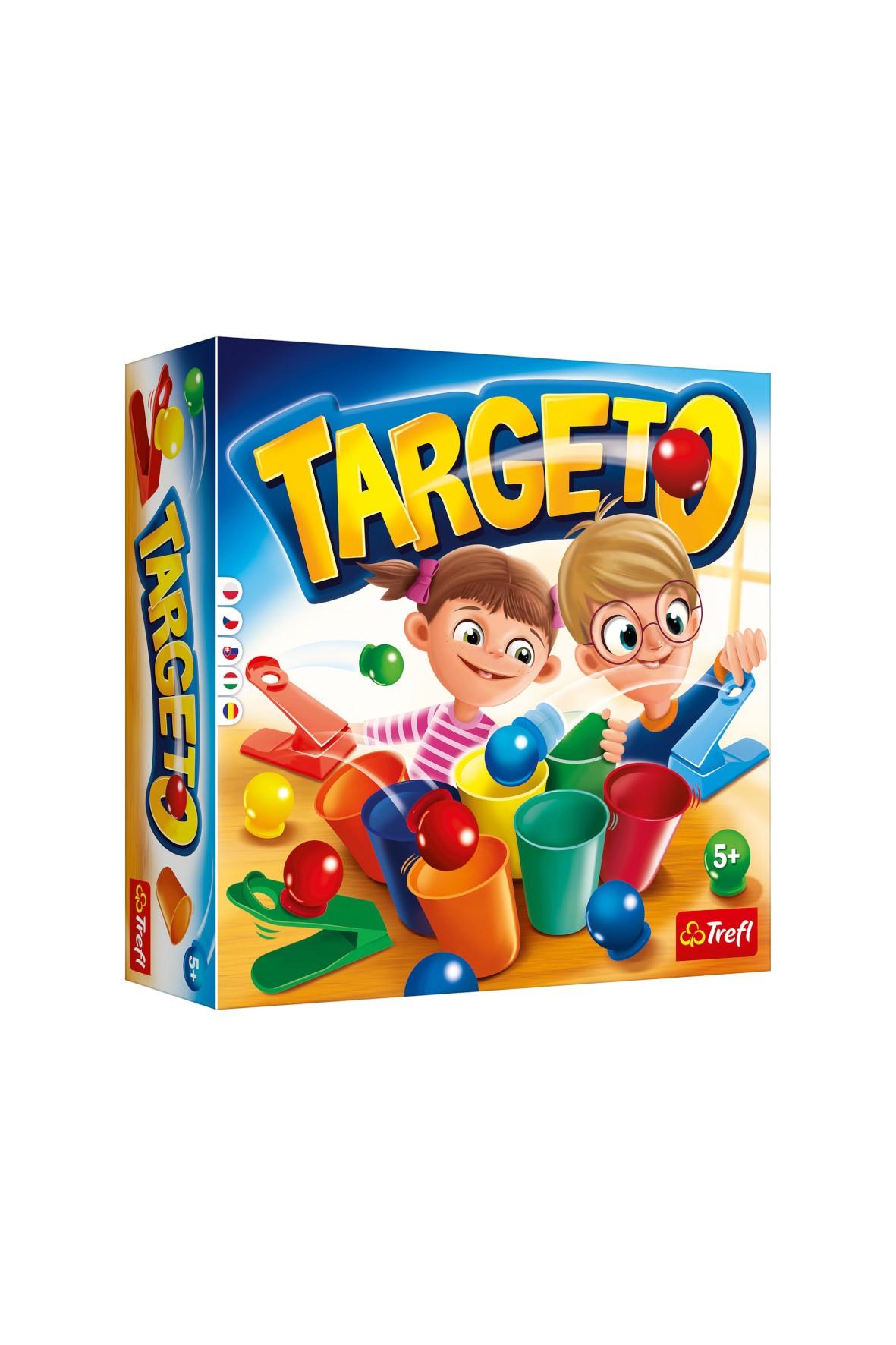 Gra zręcznościowa Targeto wiek 5+