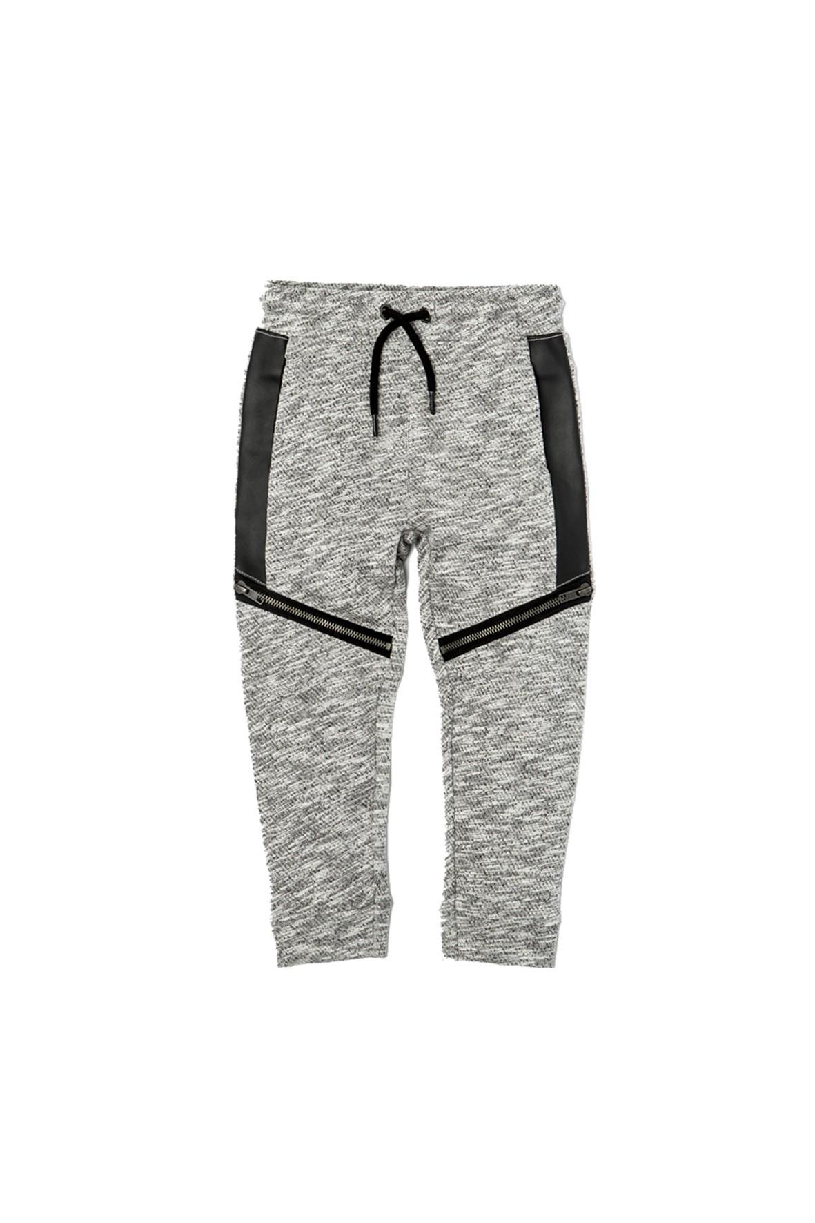 Spodnie chłopięce dresowe 2L33AA