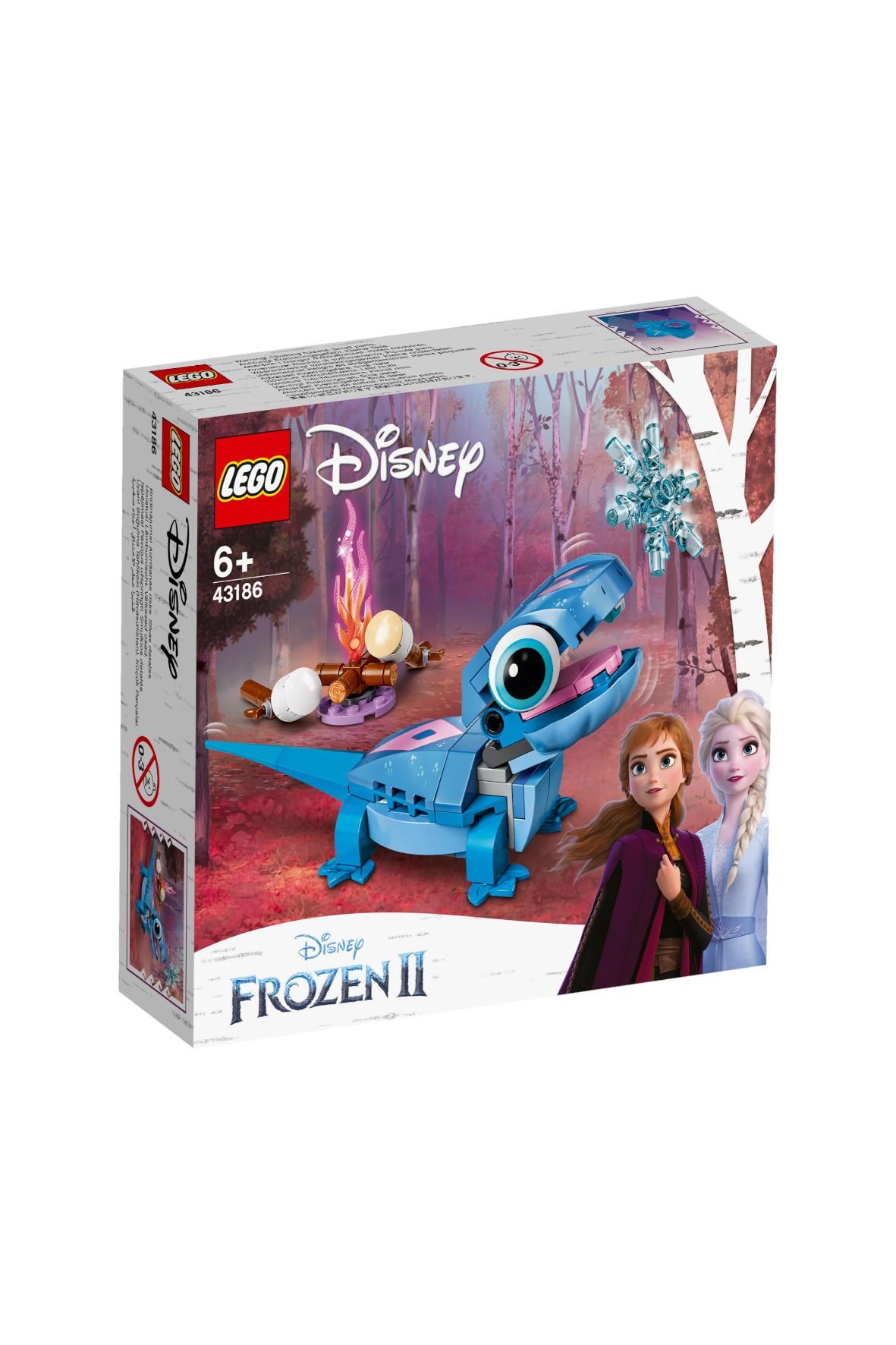 LEGO Disney - Princess - Salamandra Bruni - 96 elementów