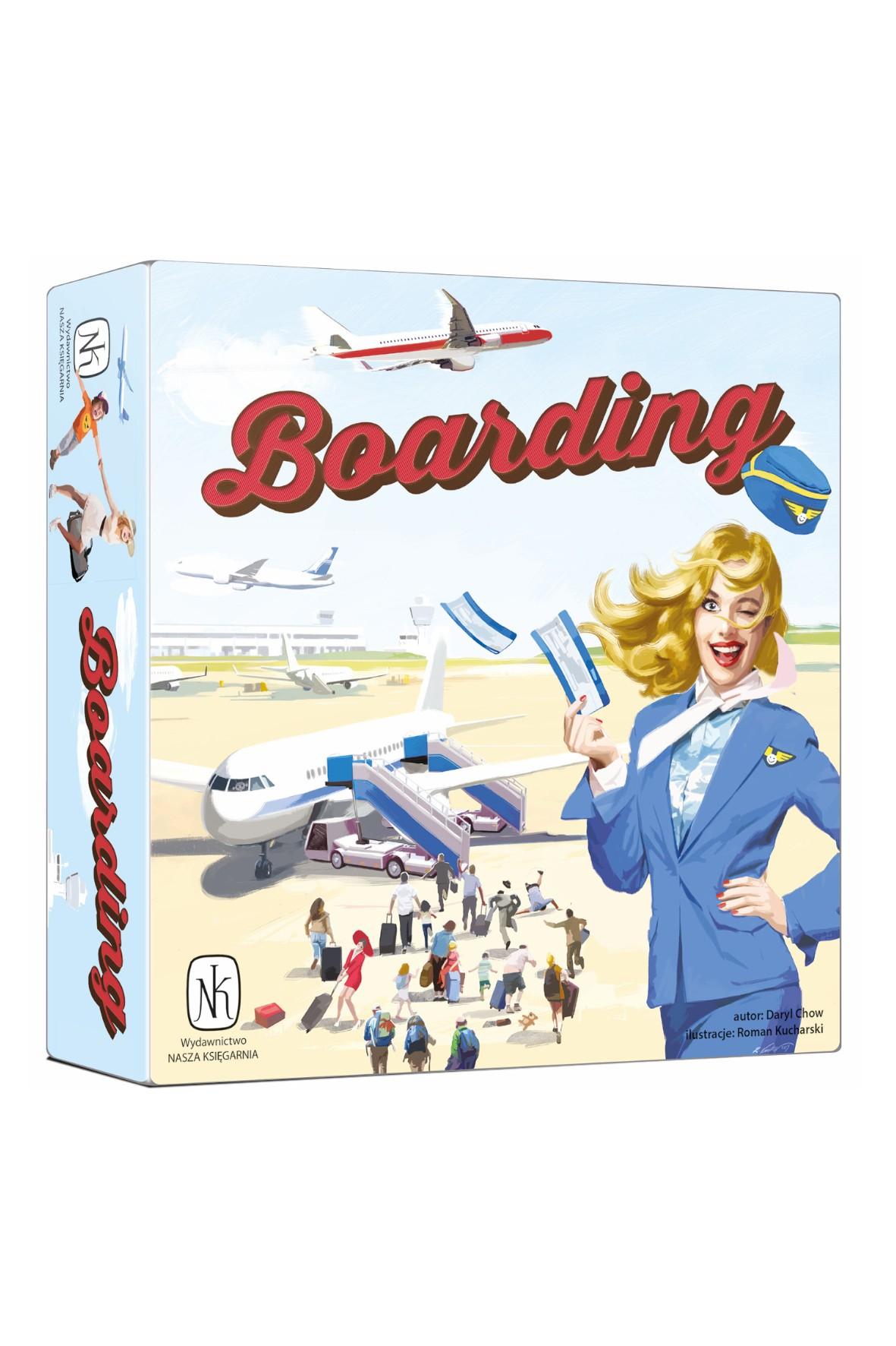 "Gra ""Boarding"""